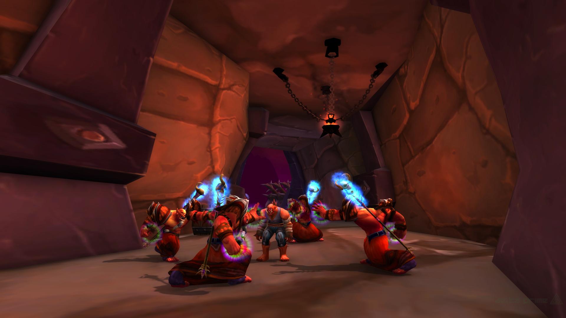 Wallpaper World Of Warcraft The Burning Crusade Hellfire Ramparts