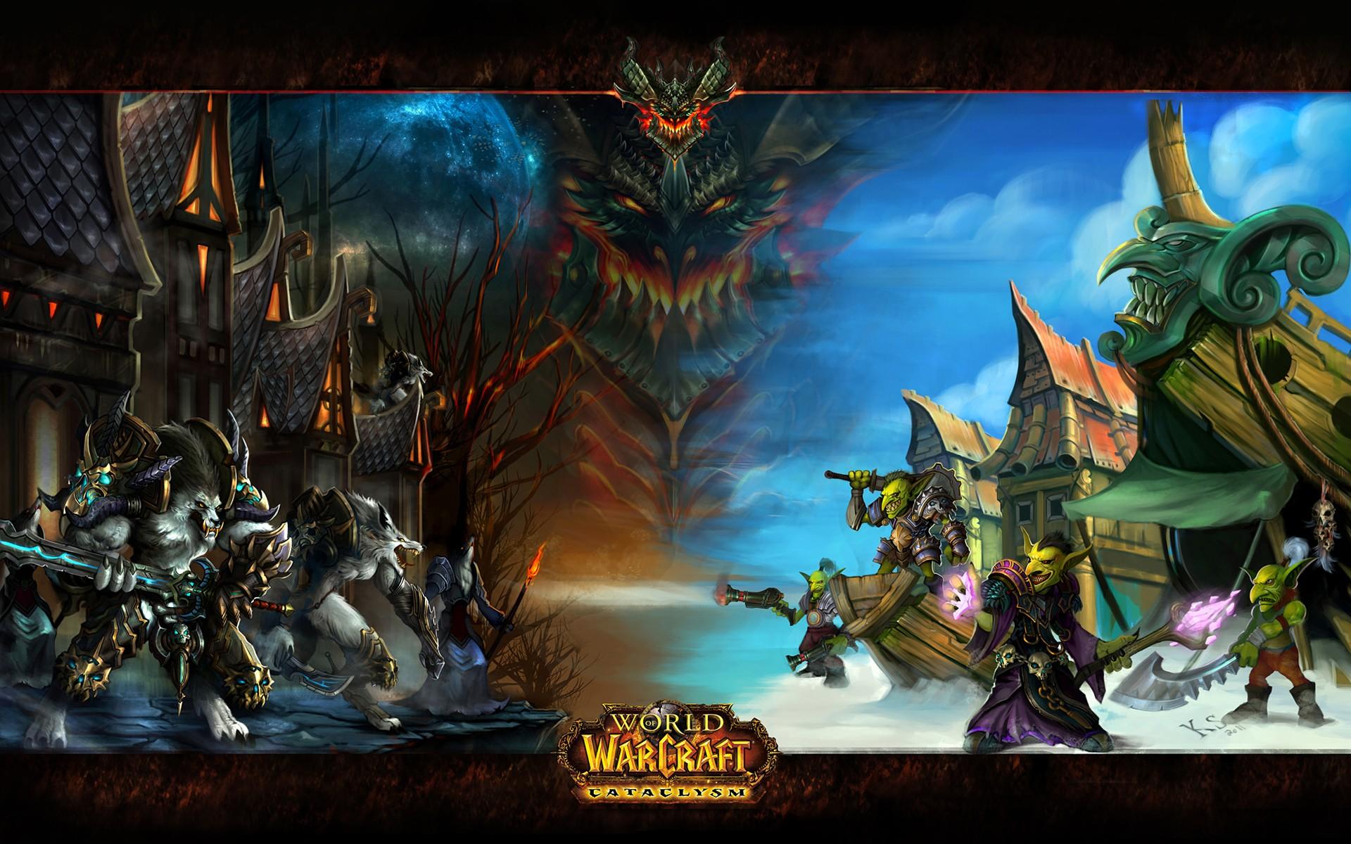 Wallpaper World Of Warcraft Mythology World Of Warcraft