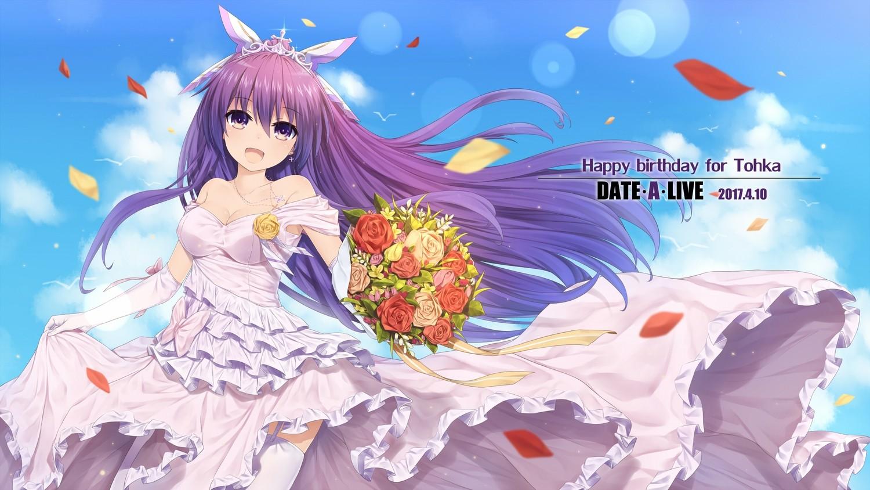 Wallpaper Yatogami Tohka Date A Live 1500x844 Rtw47 1143481