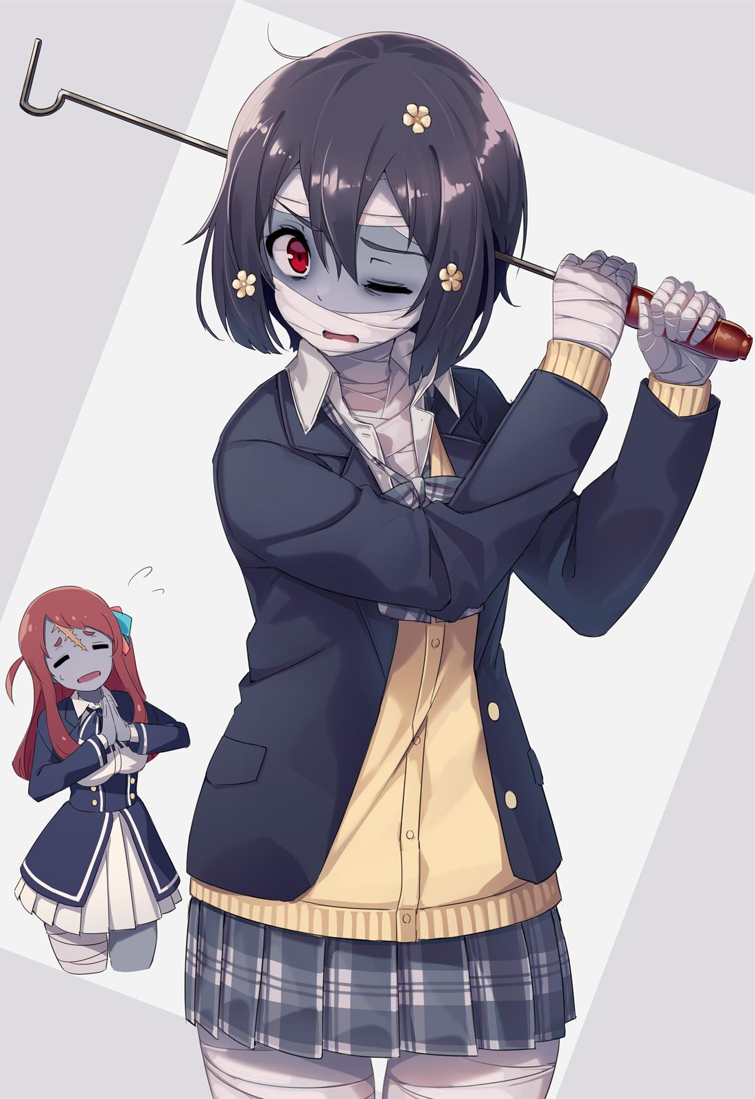 zombieland saga mizuno