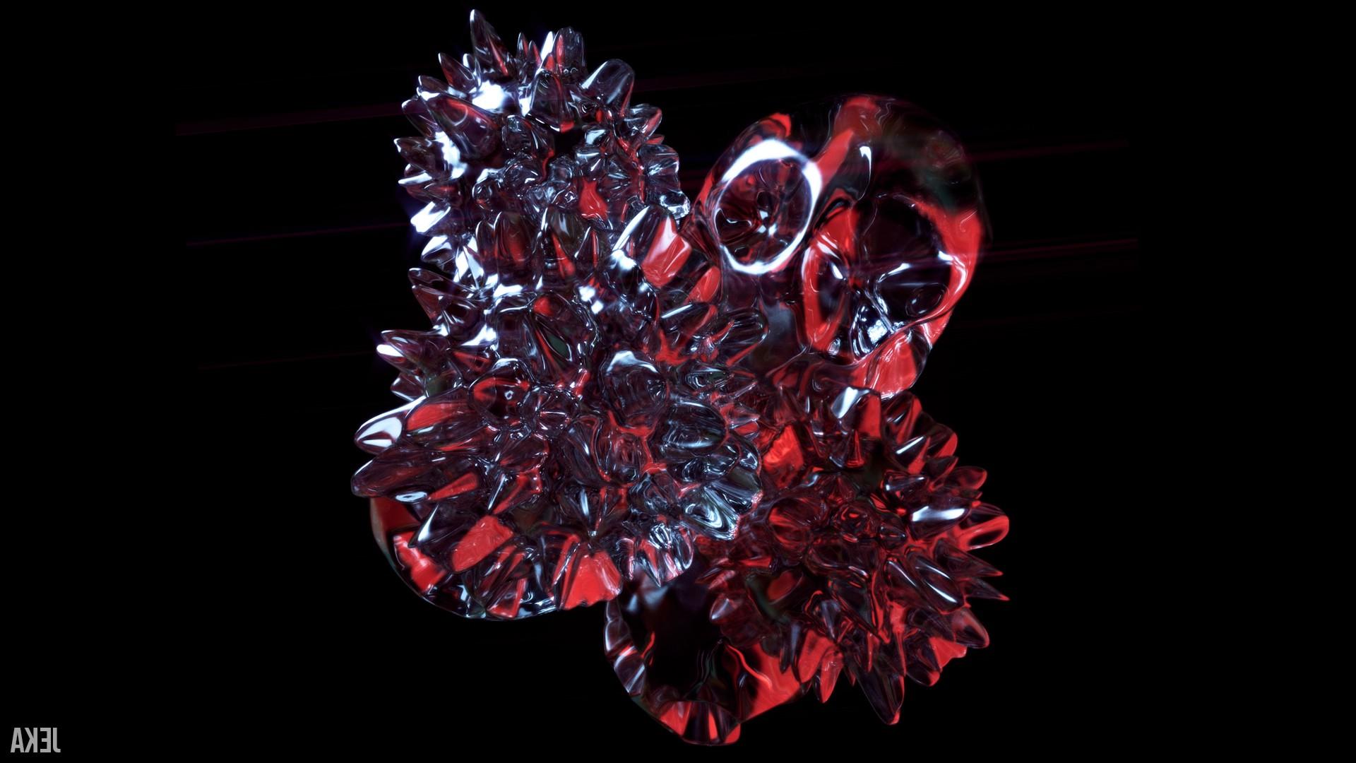 Wallpaper Abstract 3d Glass Crystal Cinema 4d Blender Darkness 1920x1080 Px Computer Wallpaper Macro Photography Organism 1920x1080 4kwallpaper 780935 Hd Wallpapers Wallhere