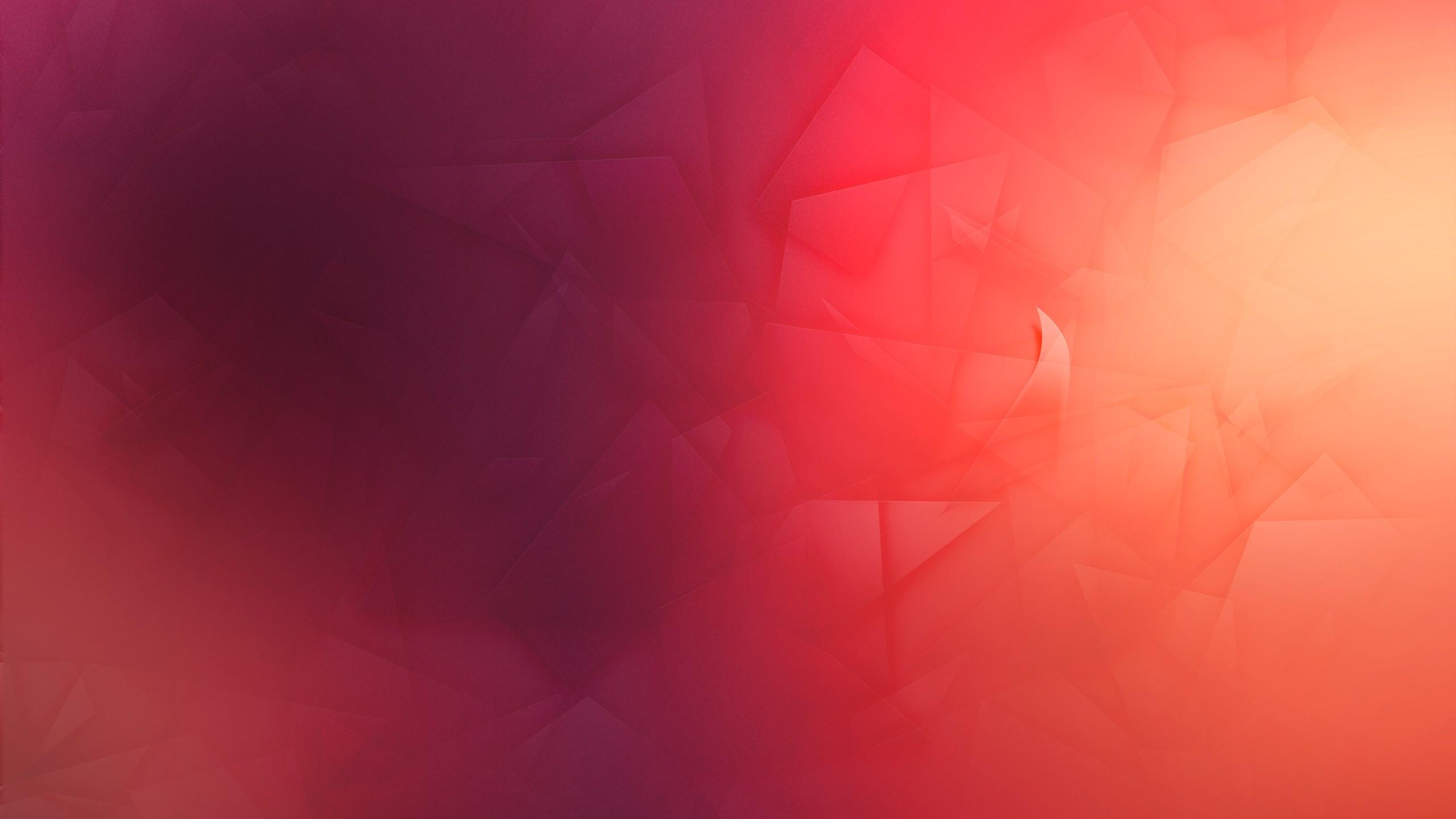 Fond Décran Abstrait Rouge Ciel Orange Texture Rose