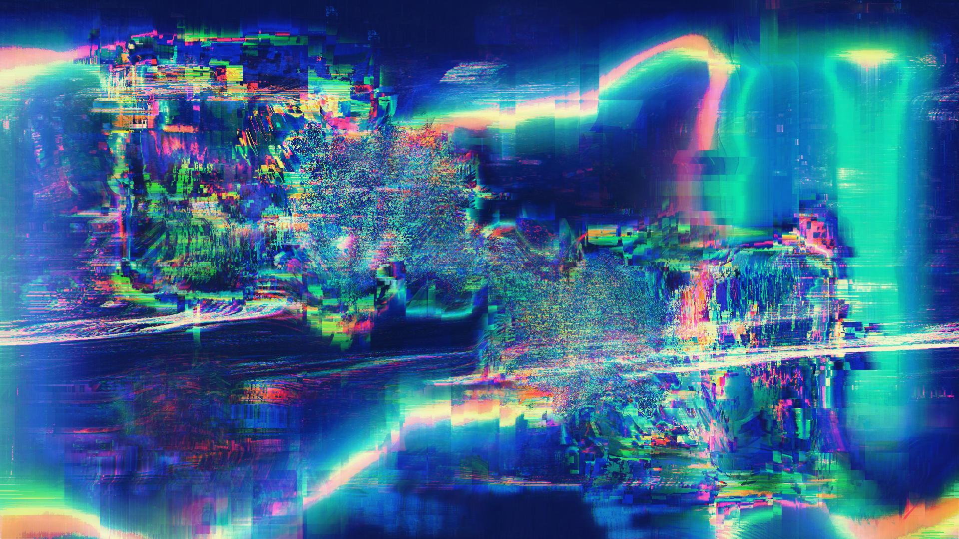 배경 화면 : 추상, 반사, 글리치 아트, 엘에스디, 크리스마스 조명, 전기, 빛, 색깔, 단계, 지구의