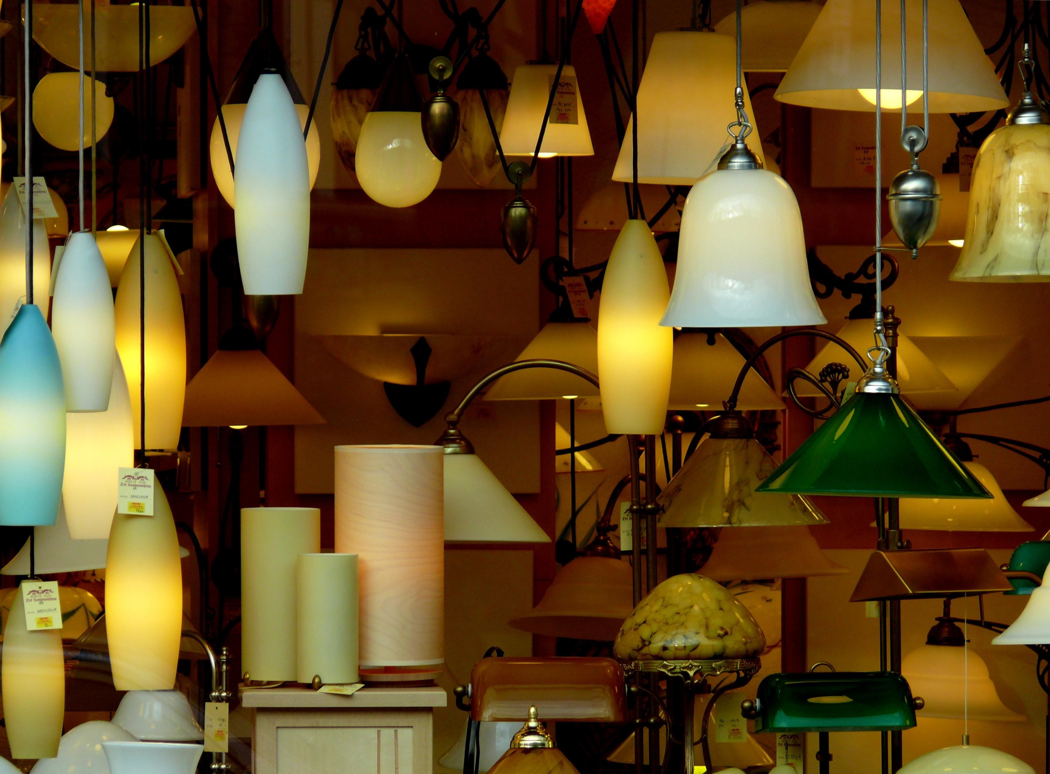 Beleuchtung München wallpaper abstract shop munich munchen design le