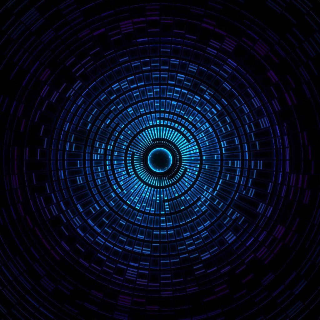 Fond D'écran : Abstrait, Espace, Spirale, Symétrie, Cercle