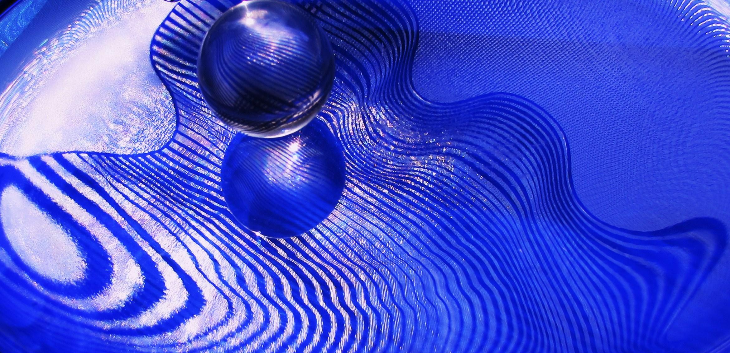 デスクトップ壁紙 抽象 水 反射 ガラス サークル ねじれ 平和