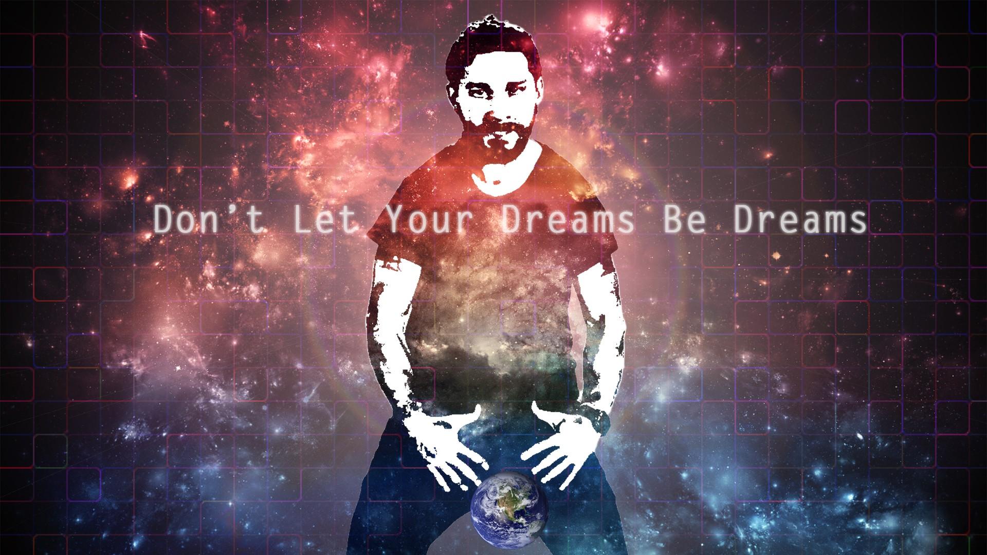 Actor Motivational Memes Poster Shia LaBeouf Screenshot Computer Wallpaper Album Cover