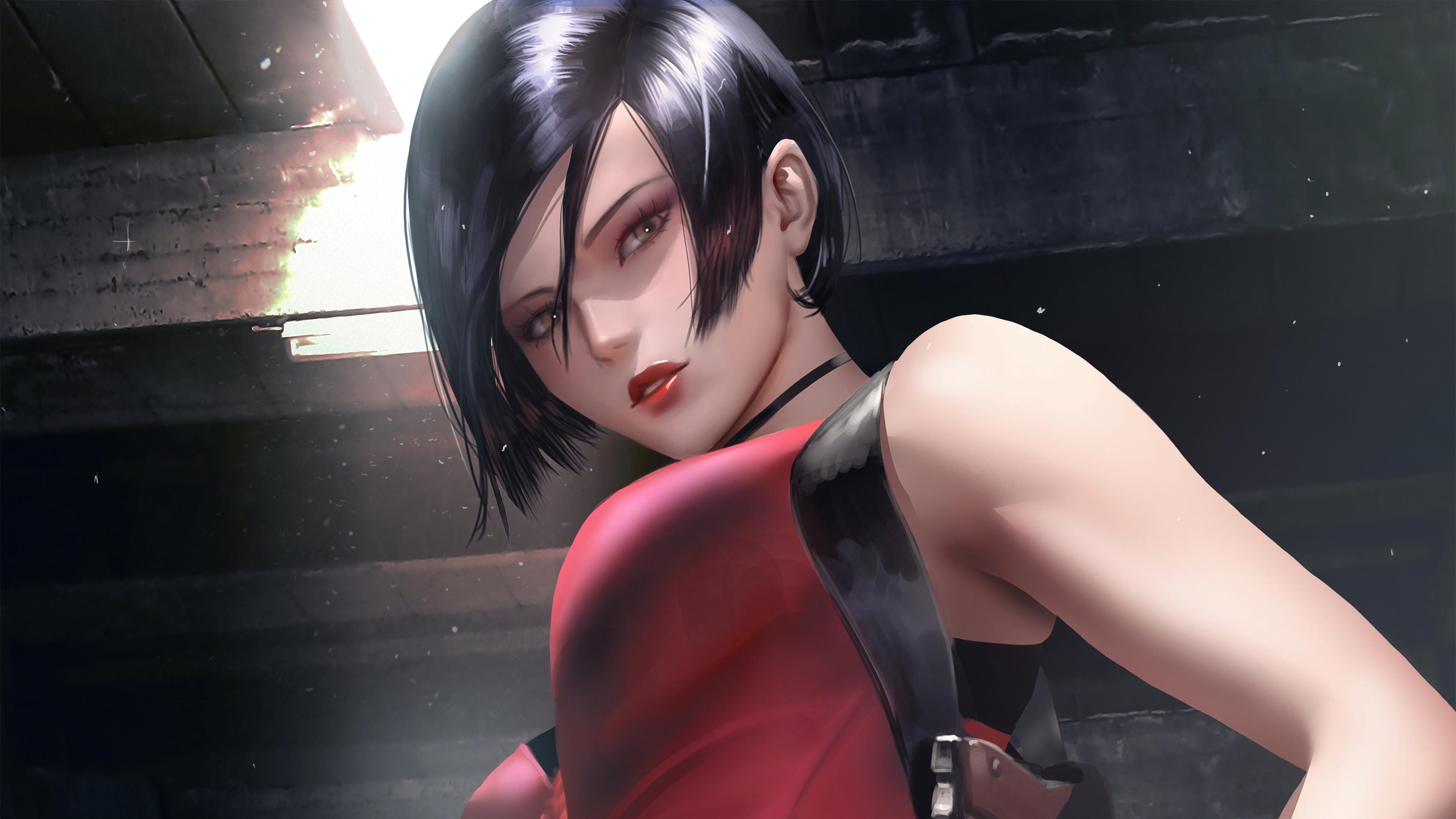 Wallpaper : ada wong, Resident Evil, Resident Evil 2 ...