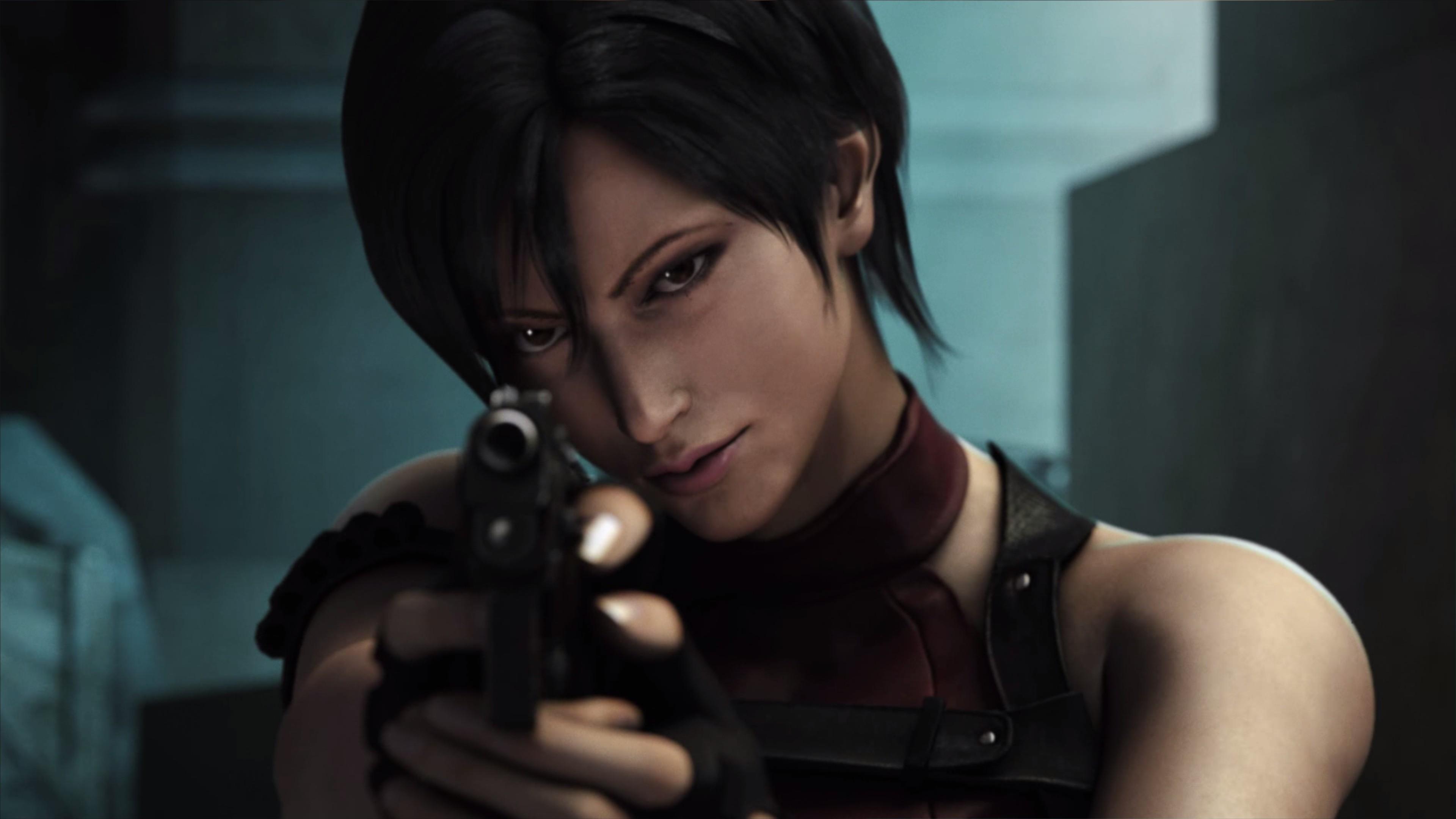 Wallpaper Ada Wong Resident Evil Resident Evil 4 Girl With