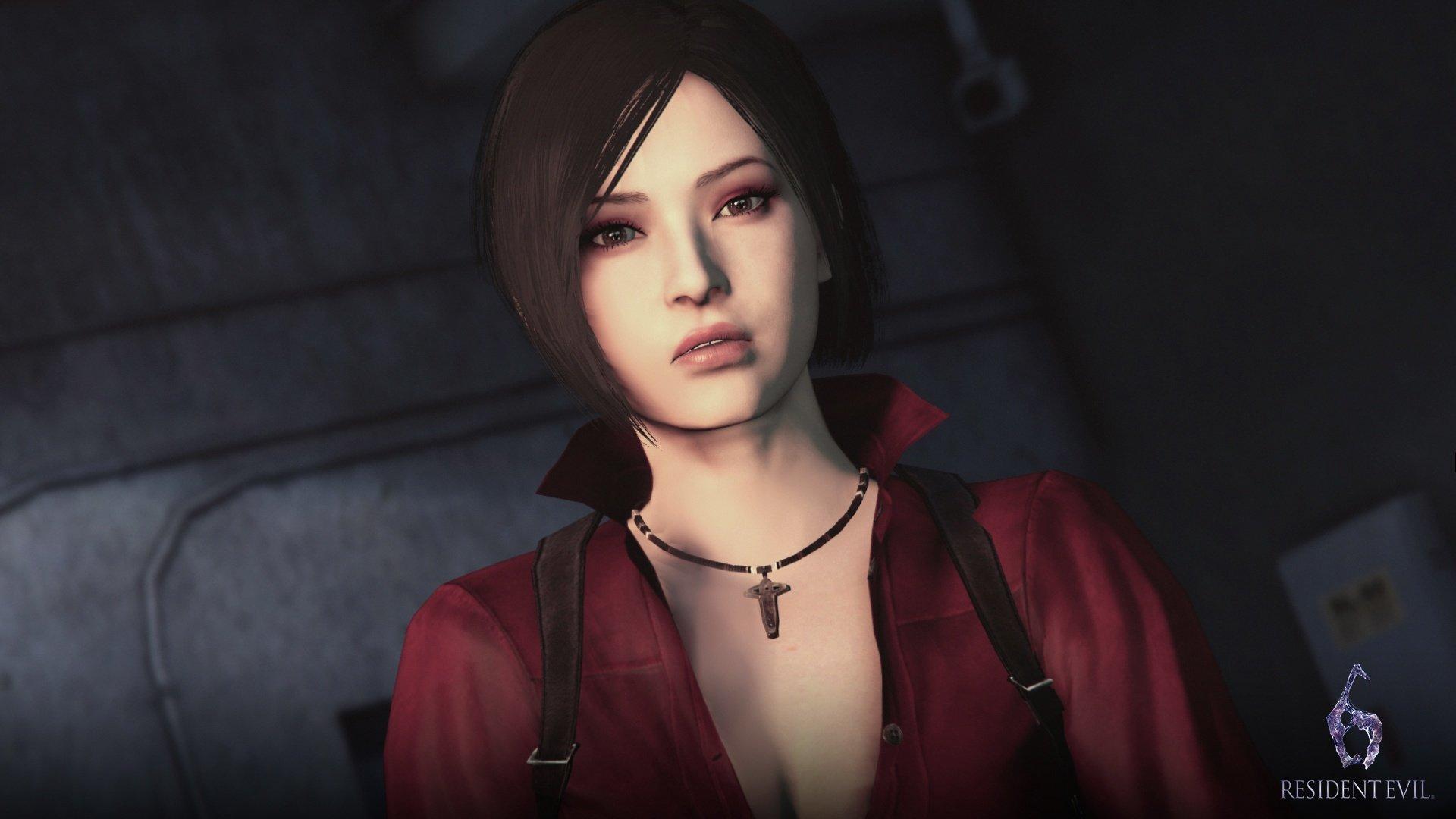 resident evil 6 girl characters