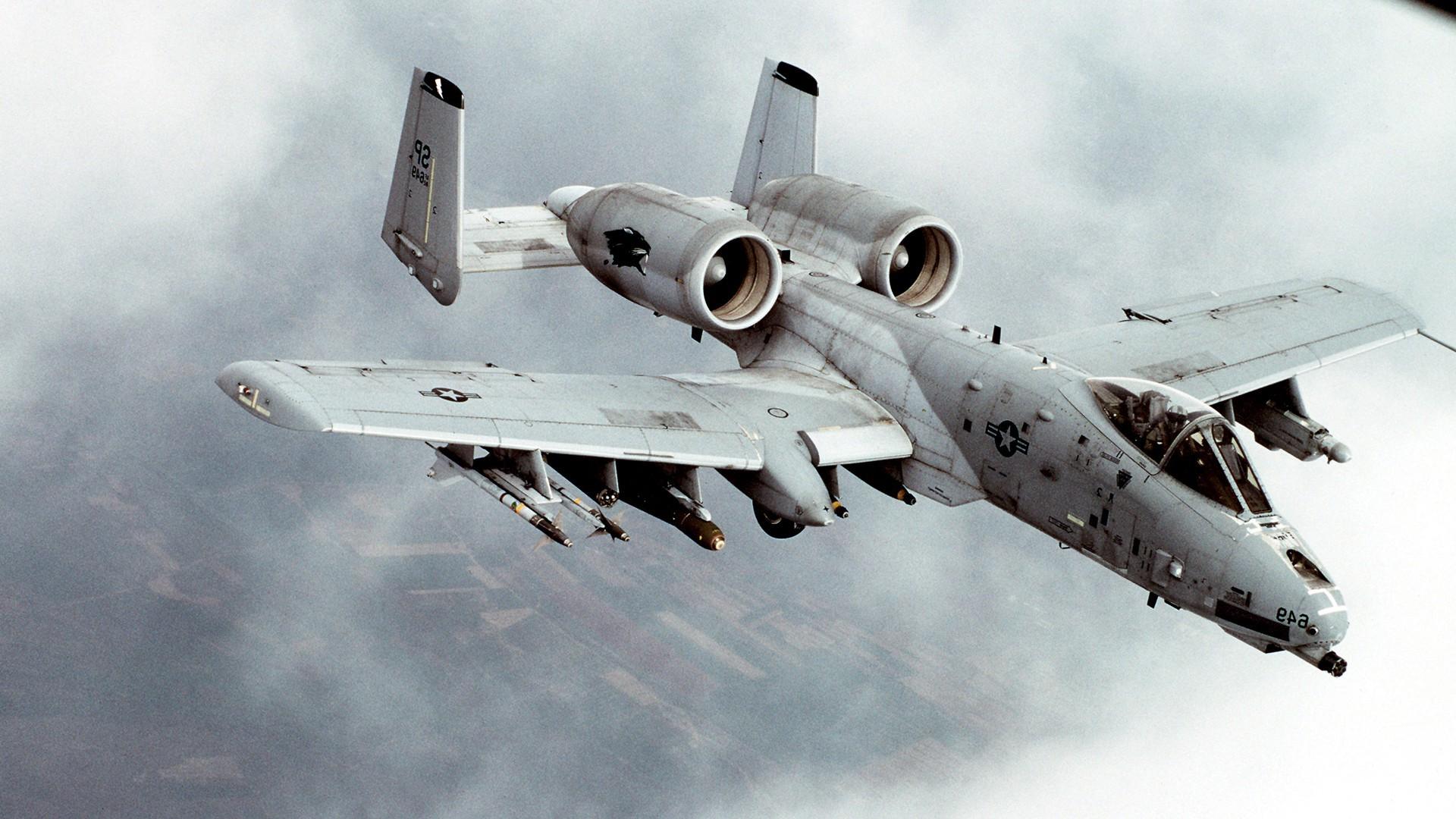 Aereo Da Combattimento Usa : Sfondi aereo fairchild republic a thunderbolt ii