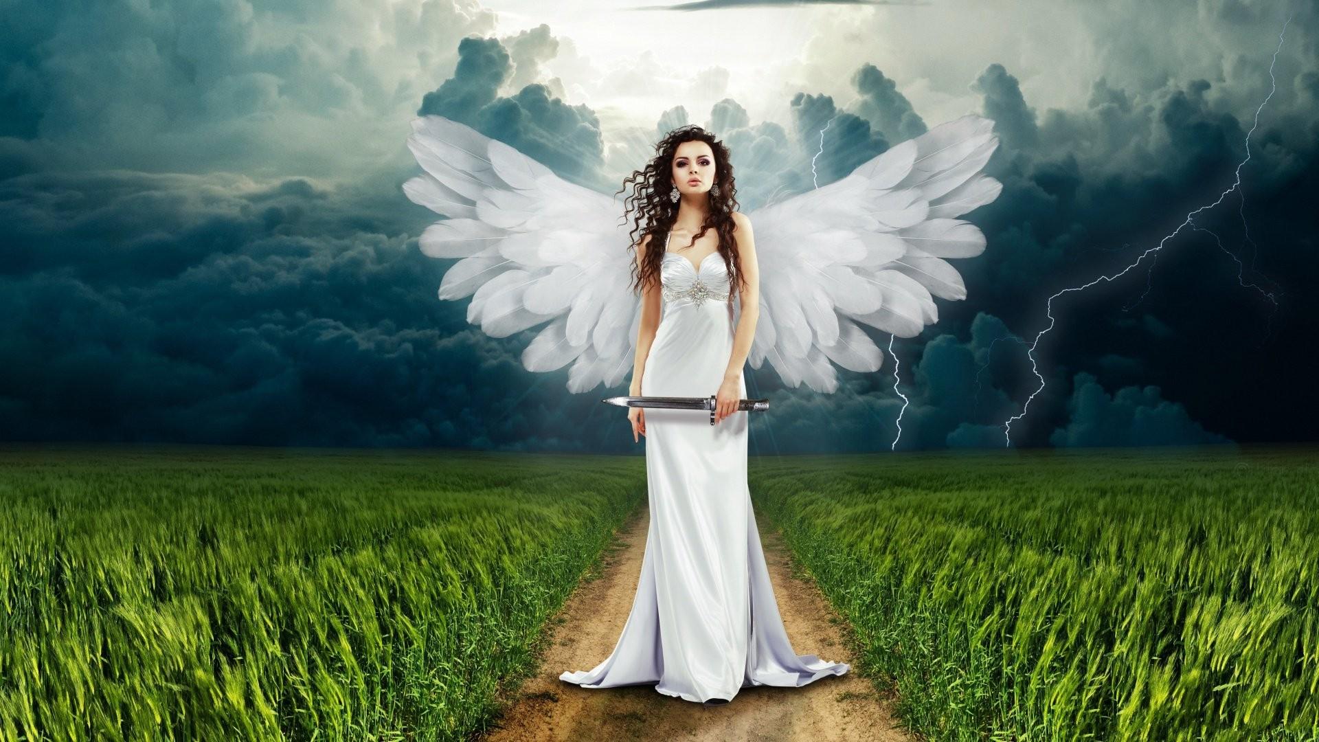 Imagenes angeles mujeres fotos