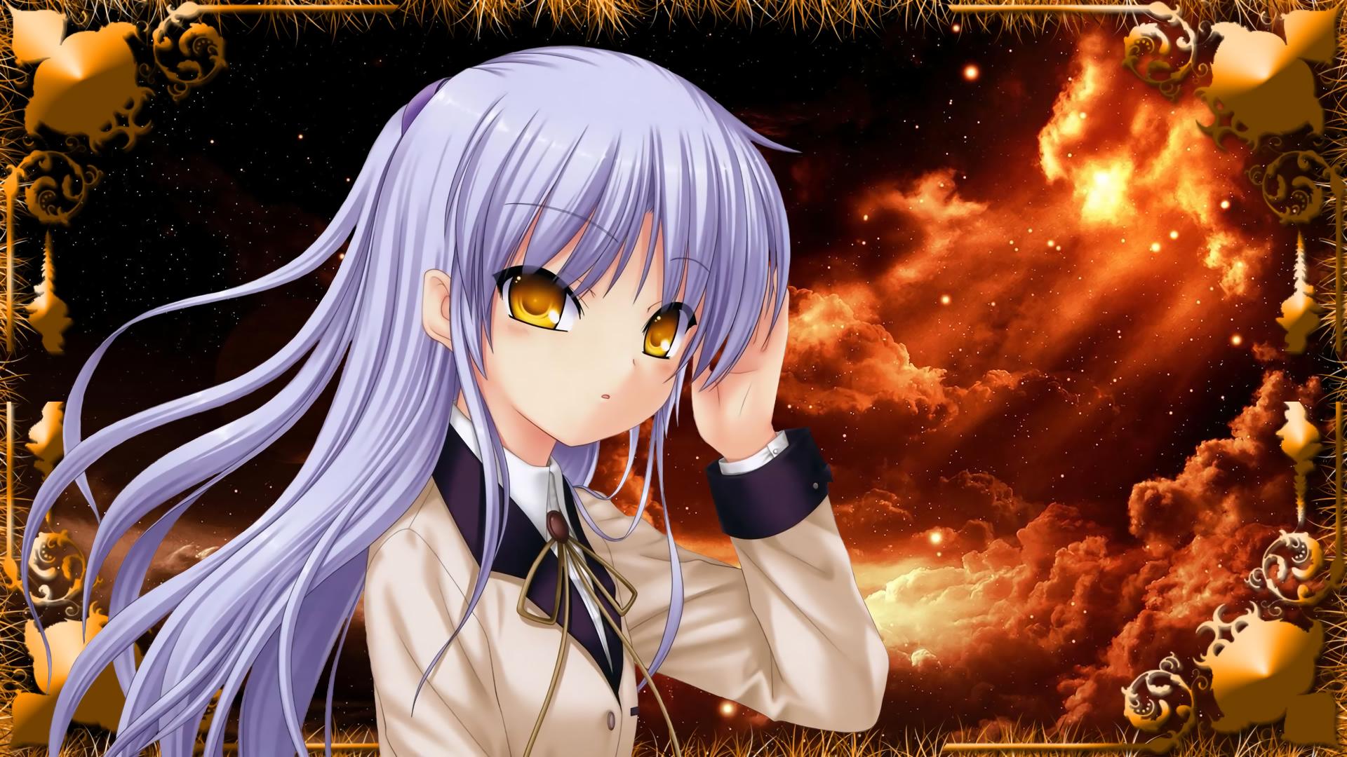 Wallpaper Anime Angel Beats Mythology Screenshot