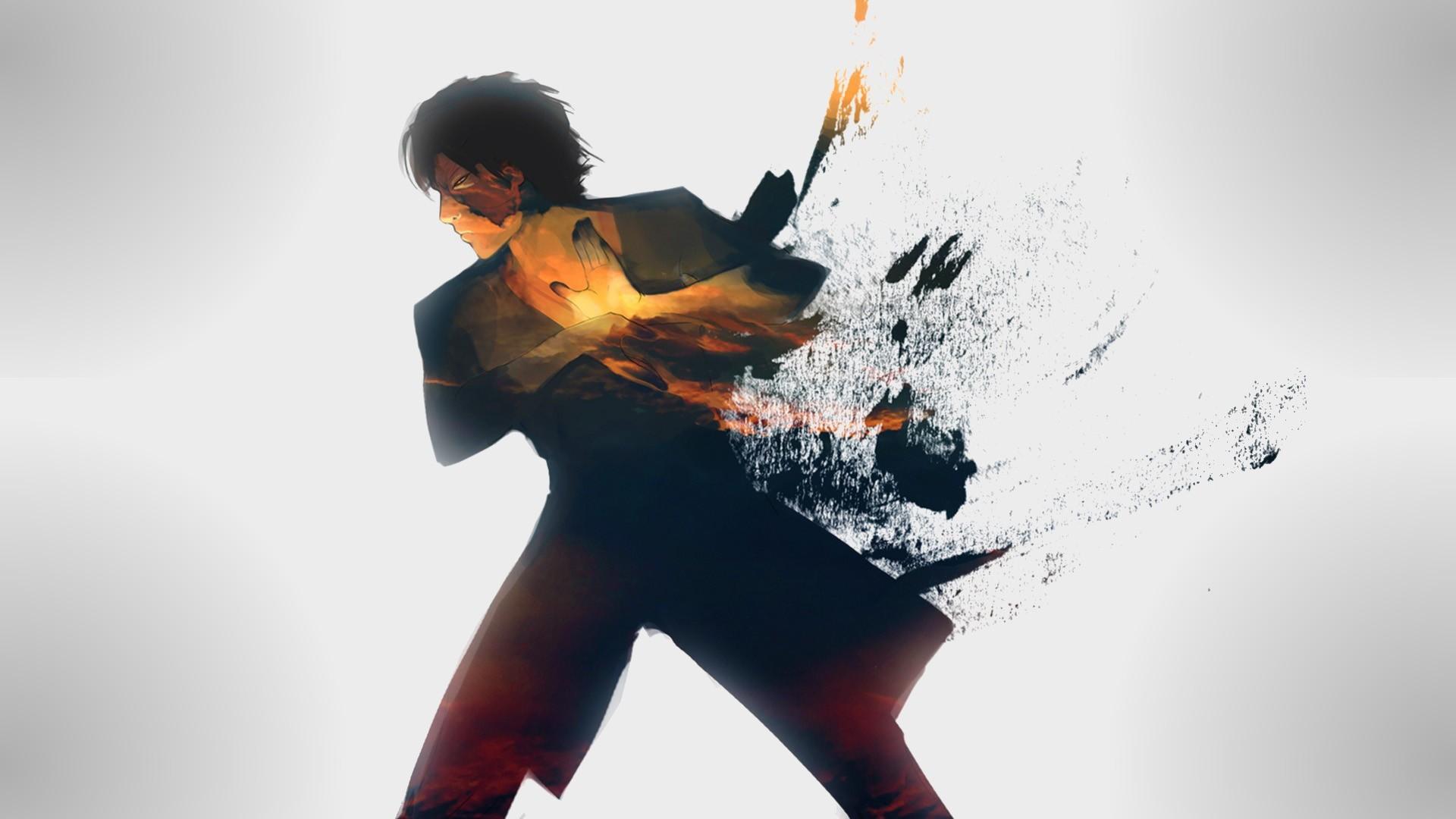Anime Avatar The Last Airbender Prince Zuko Guitarist Dance Photo Shoot Modern