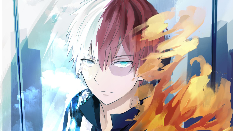 Wallpaper Anime Boku No Hero Academia Boku No Hero