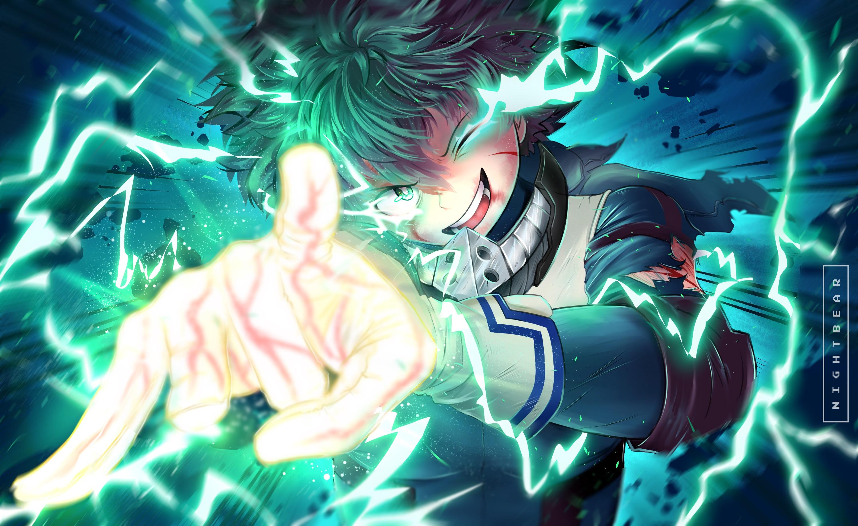 Wallpaper Anime Boku No Hero Boku No Hero Academia