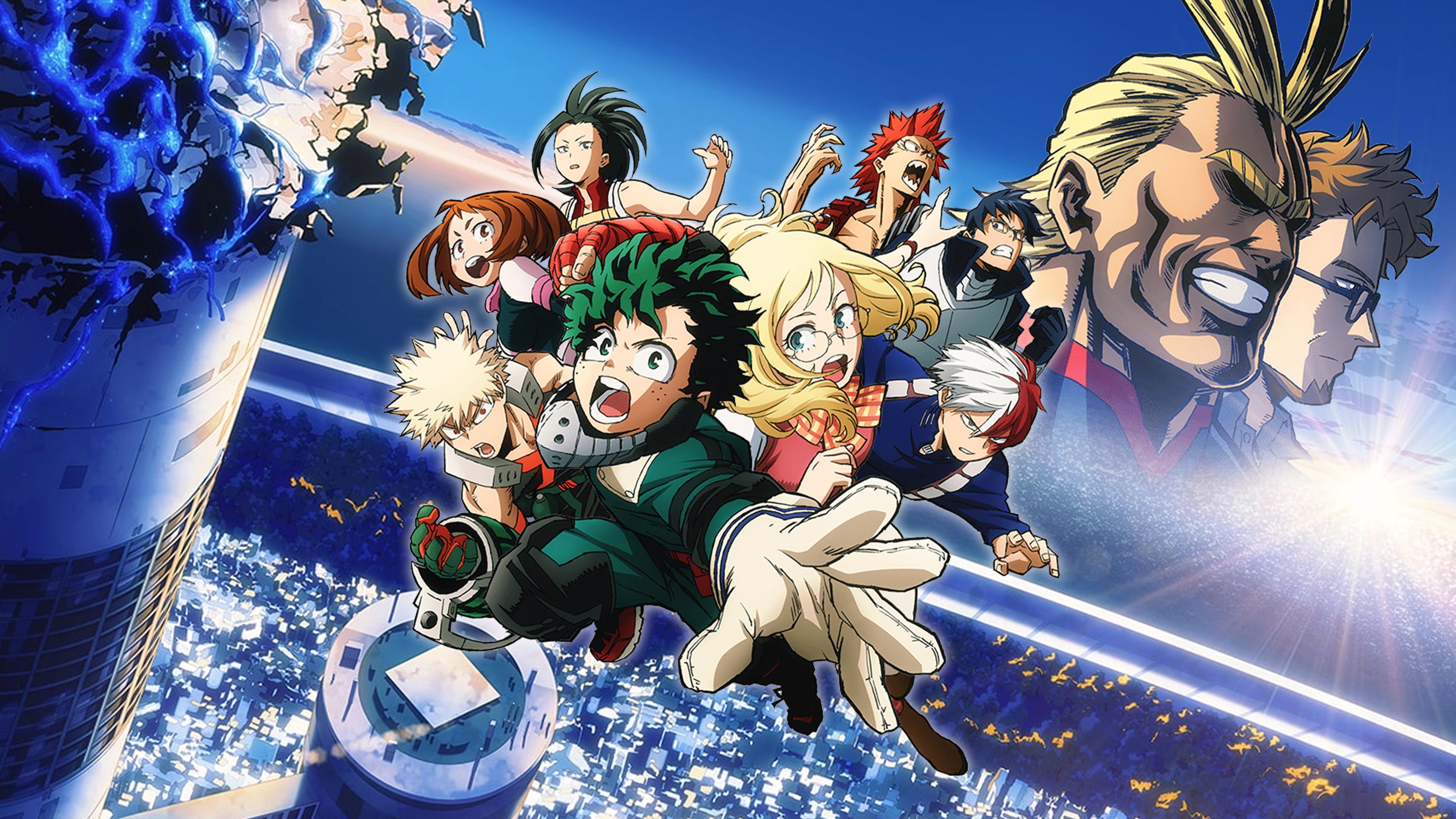 Wallpaper Anime Boku No Hero Boku No Hero Academia Uraraka