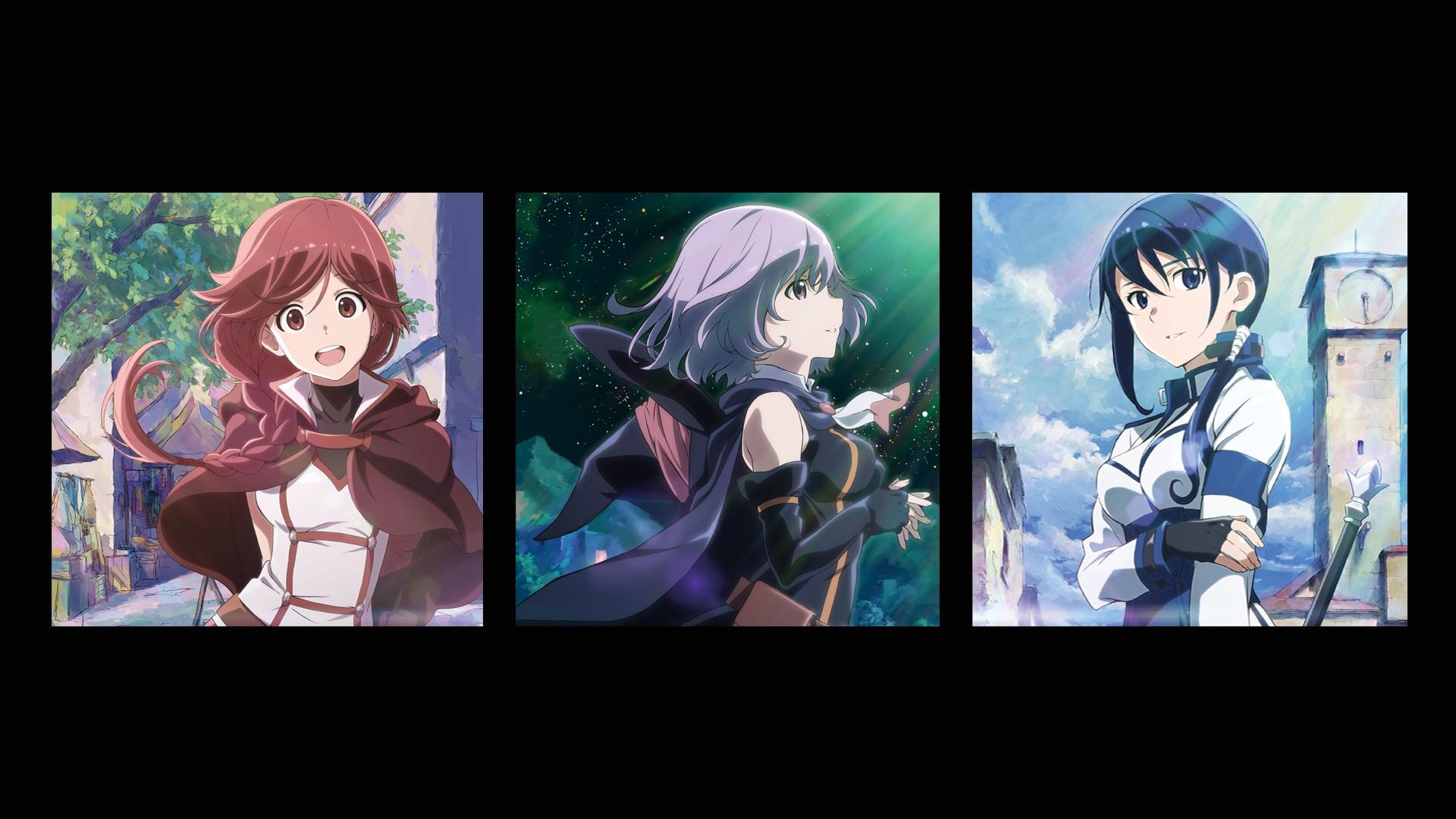 Wallpaper Anime Hai To Gensou No Grimgar Screenshot 1920x1080