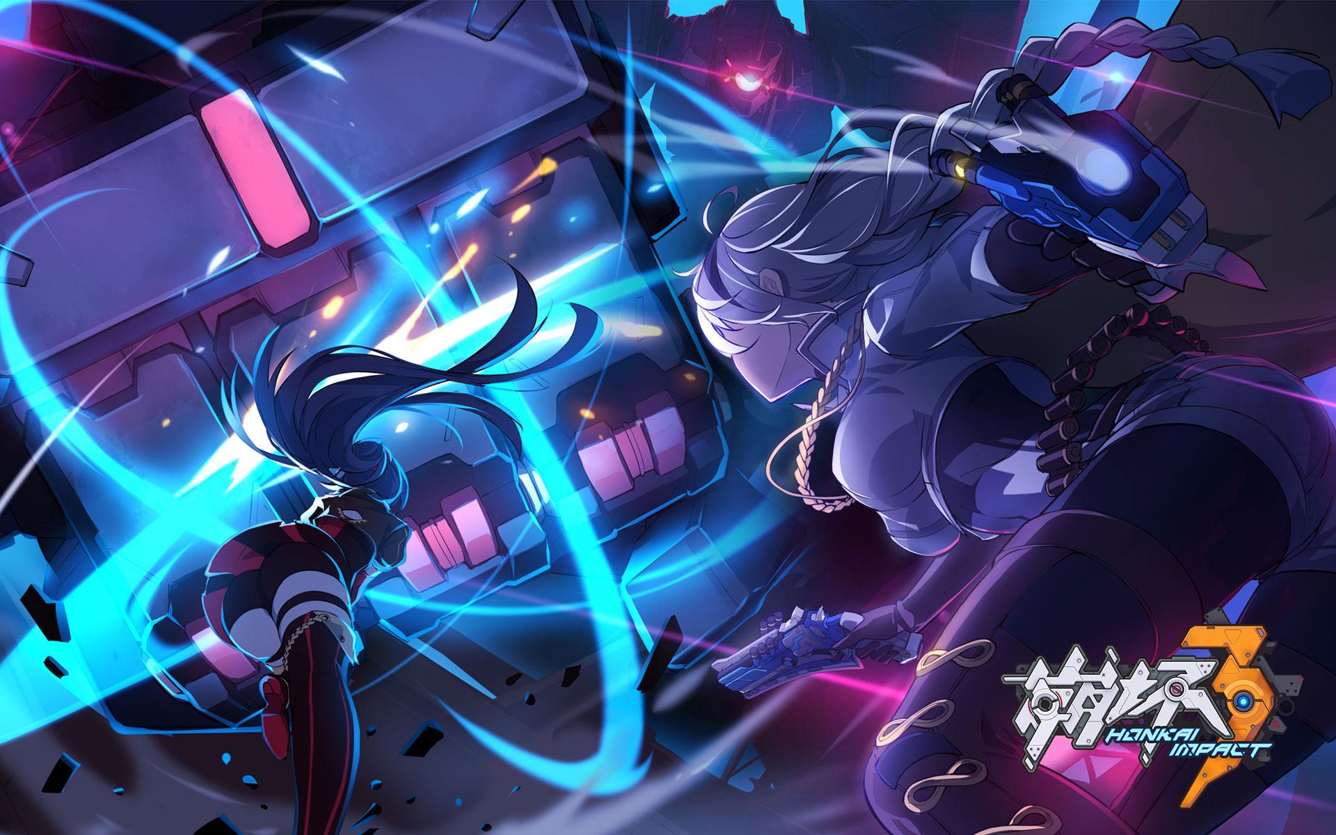 Wallpaper Anime Honkai Impact 1920x1200 Onecivilization