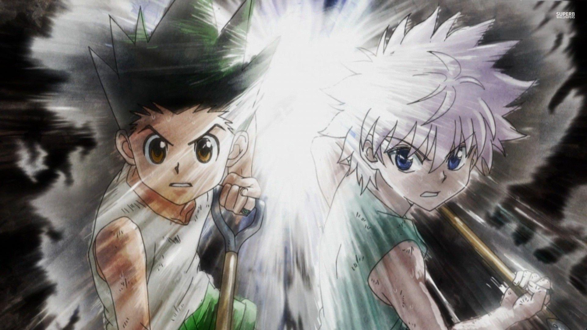 Hintergrundbilder Anime Hunter X Hunter Gon Freecss