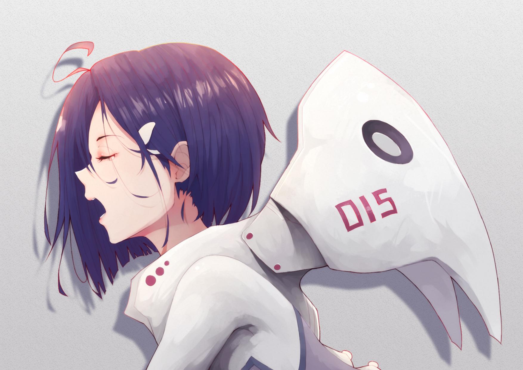 Wallpaper Ichigo Darling In The Franxx Anime Girls Darling In