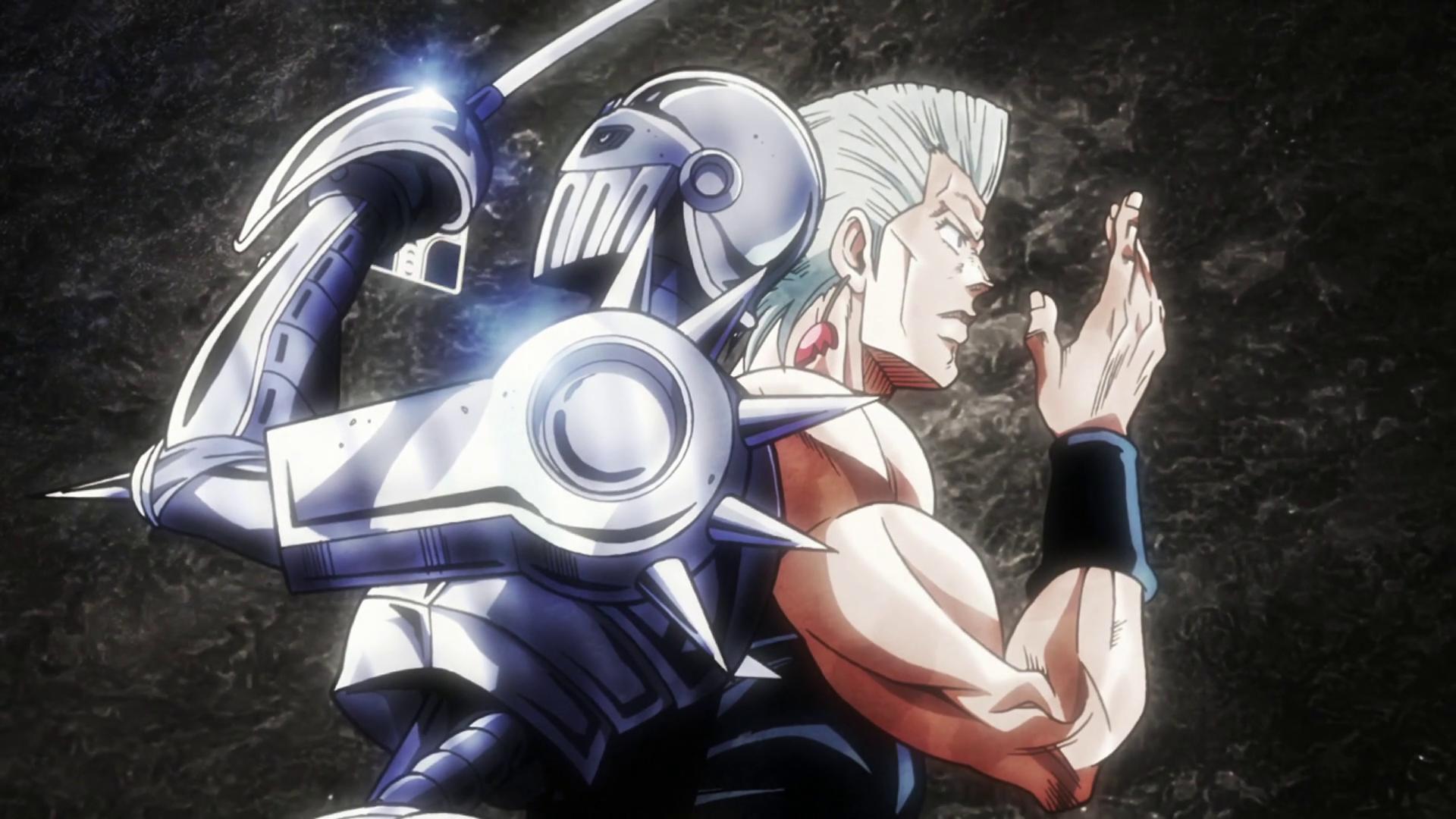 Wallpaper Anime Jojo S Bizarre Adventure Stardust Crusaders