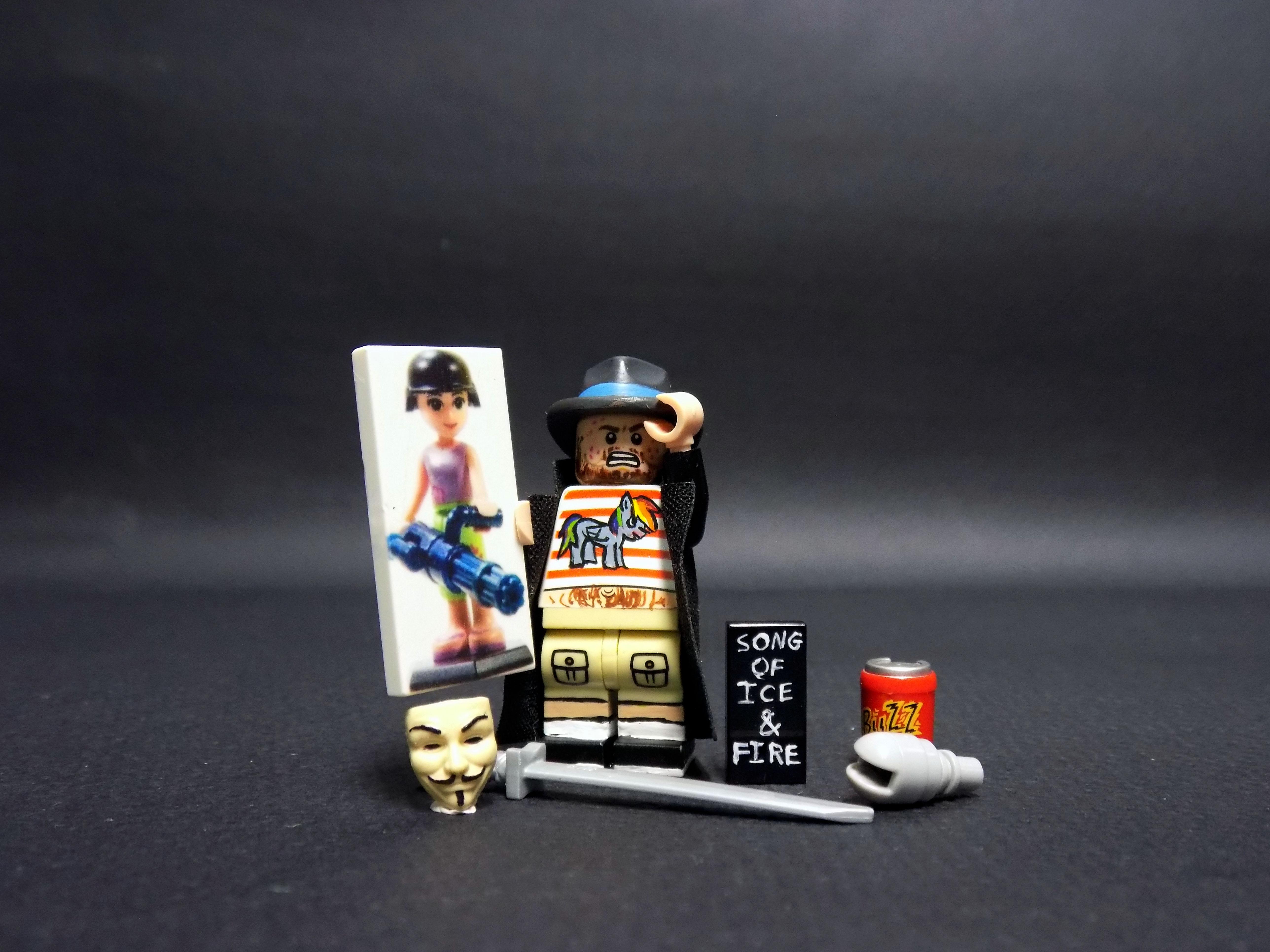 デスクトップ壁紙 アニメ レゴ 氷 火災 カタナ おもちゃ 匿名