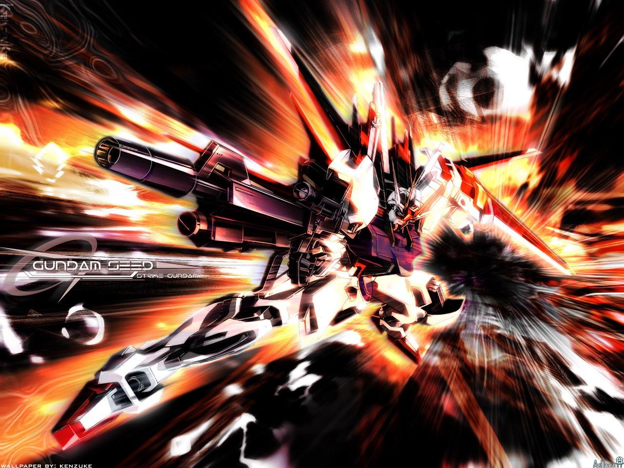 Fondos De Pantalla Anime Mobile Suit Gundam Seed Captura