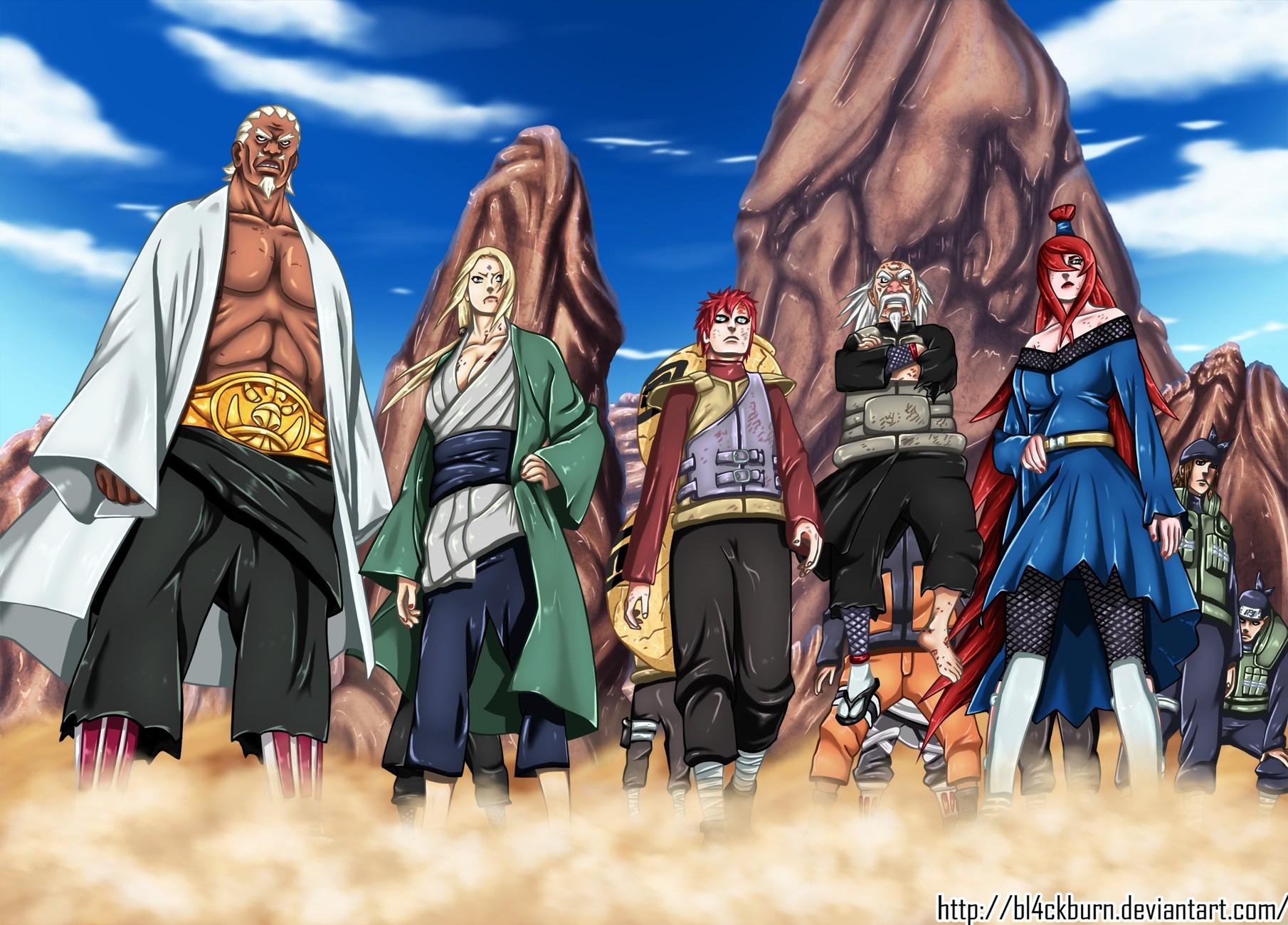 Fondos De Pantalla Anime Naruto Shippuuden Polvo Hokage