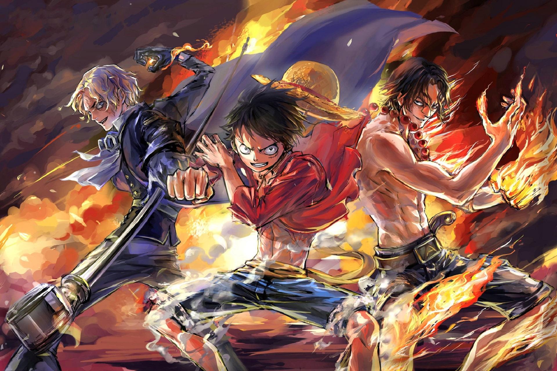 Wallpaper : anime, One Piece 1920x1280