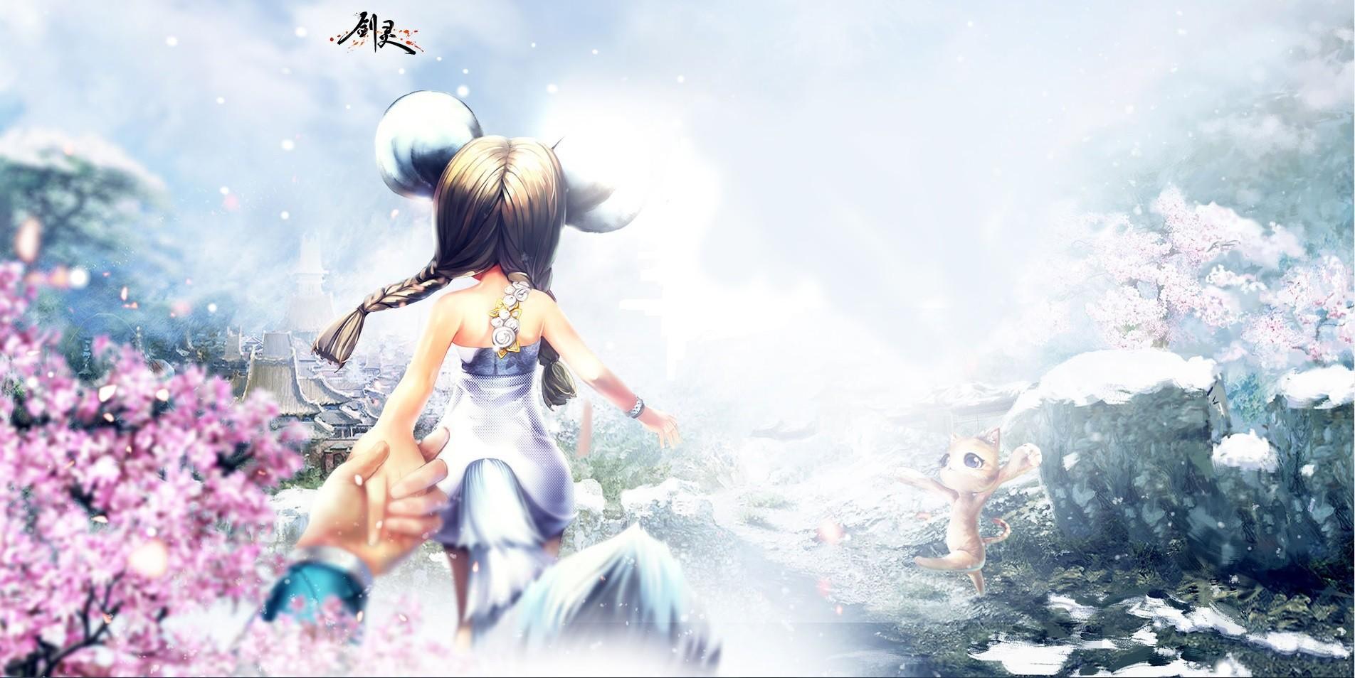 Wallpaper Anime Pc Gaming Blade Soul Mythology Season