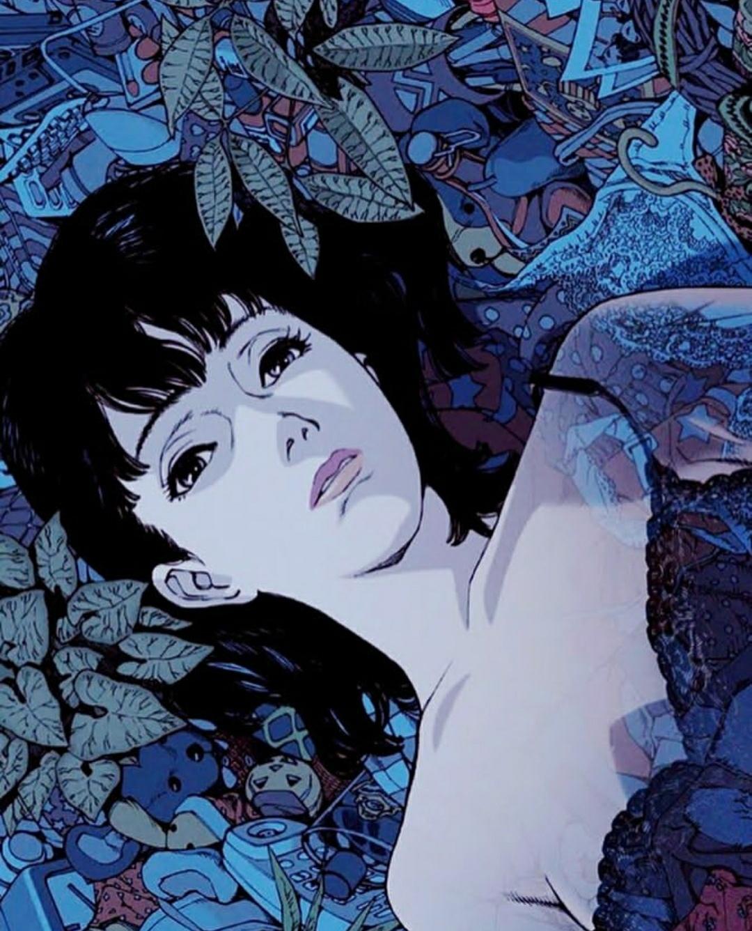 Wallpaper Anime Perfect Blue 1080x1336 Olakase 1818963 Hd Wallpapers Wallhere