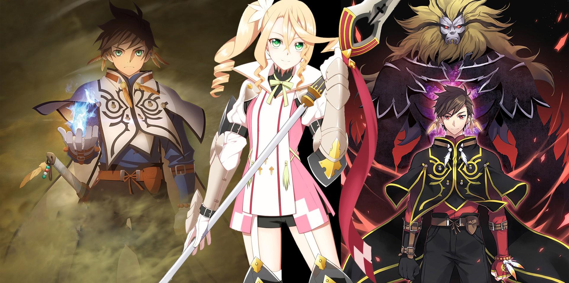 Wallpaper Anime Person Mythology Tales Of Zestiria Sorey