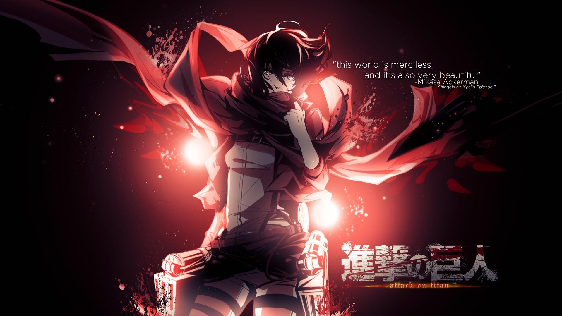 Unduh 7000+ Wallpaper Anime Hd Mikasa  Paling Keren
