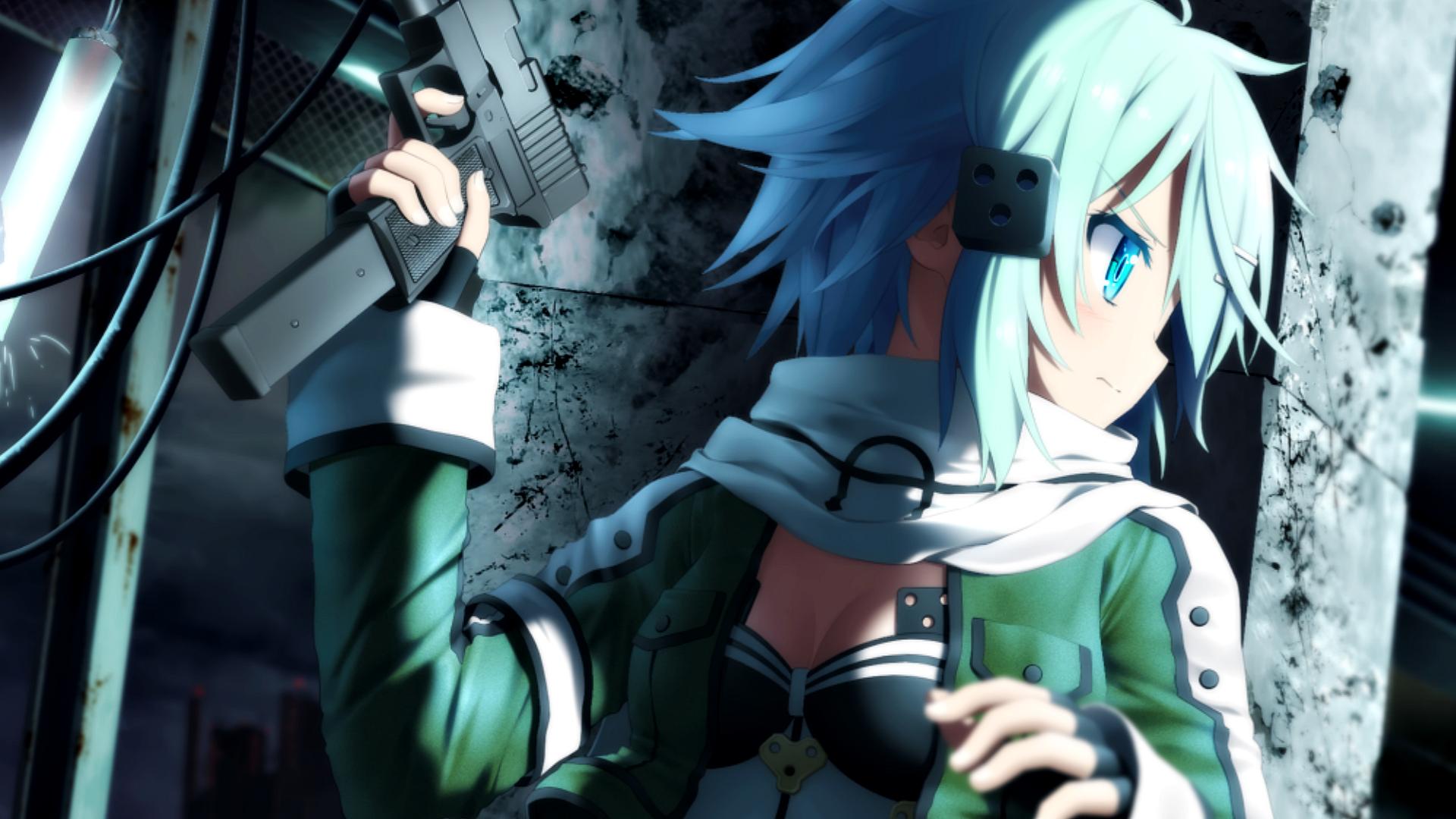 Fondos De Pantalla Anime Arte De Espada En Línea Asada