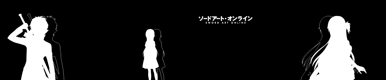 Wallpaper Anime Sword Art Online Kirigaya Kazuto Yuuki Asuna Yui Mhcp001 Triple Screen 5760x1200 Riken 1356001 Hd Wallpapers Wallhere