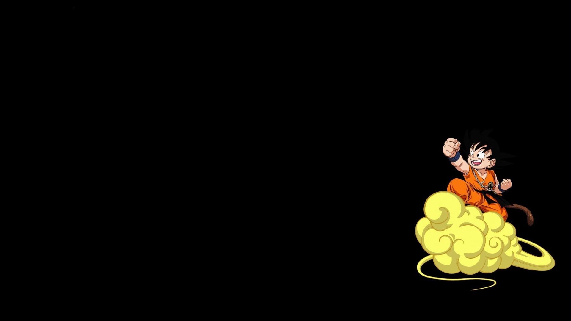Wallpaper Anime Boys Minimalism Insect Dragon Ball Son Goku