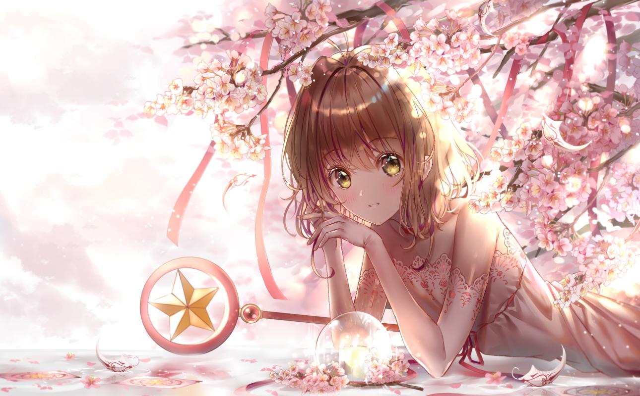 Fondos De Pantalla Anime Chicas Anime Abrazadera