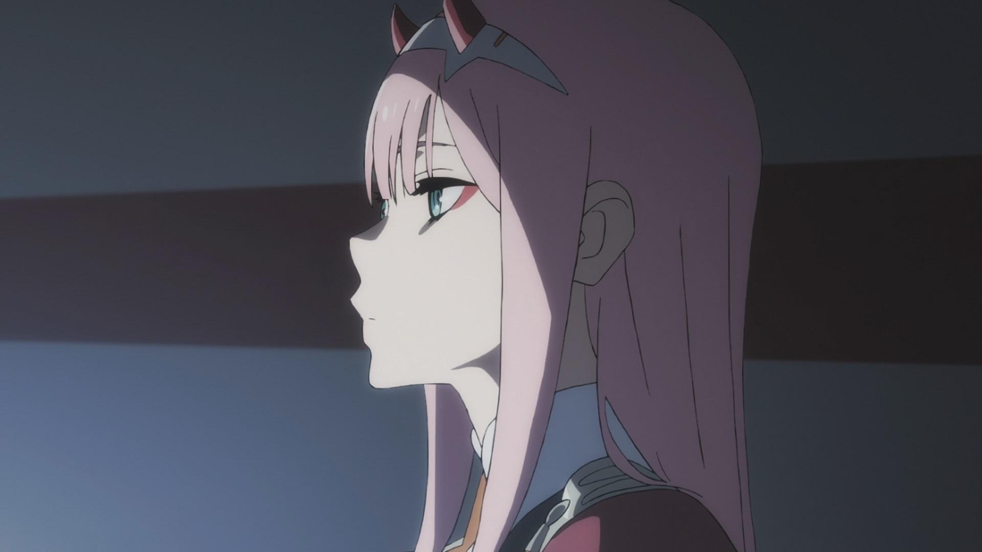 Papel de parede : Anime, Meninas anime, Darling in the FranXX