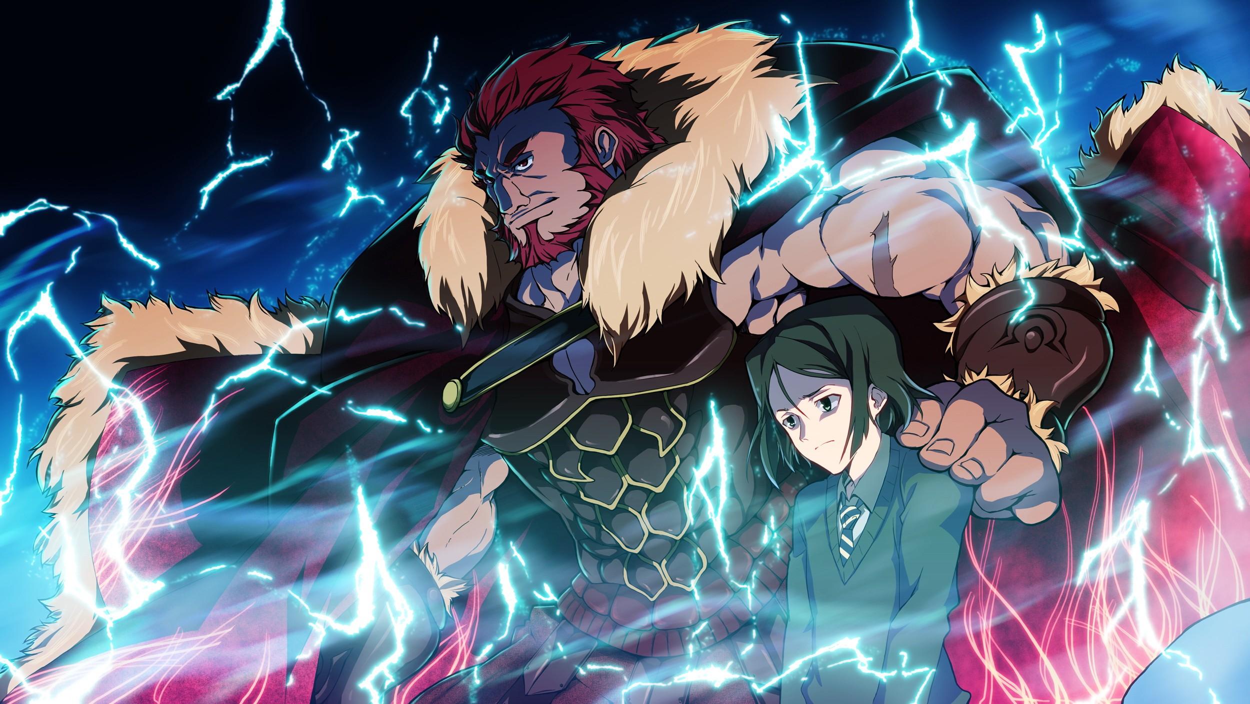 Wallpaper Anime Girls Fate Zero Fate Series Rider Fate Zero