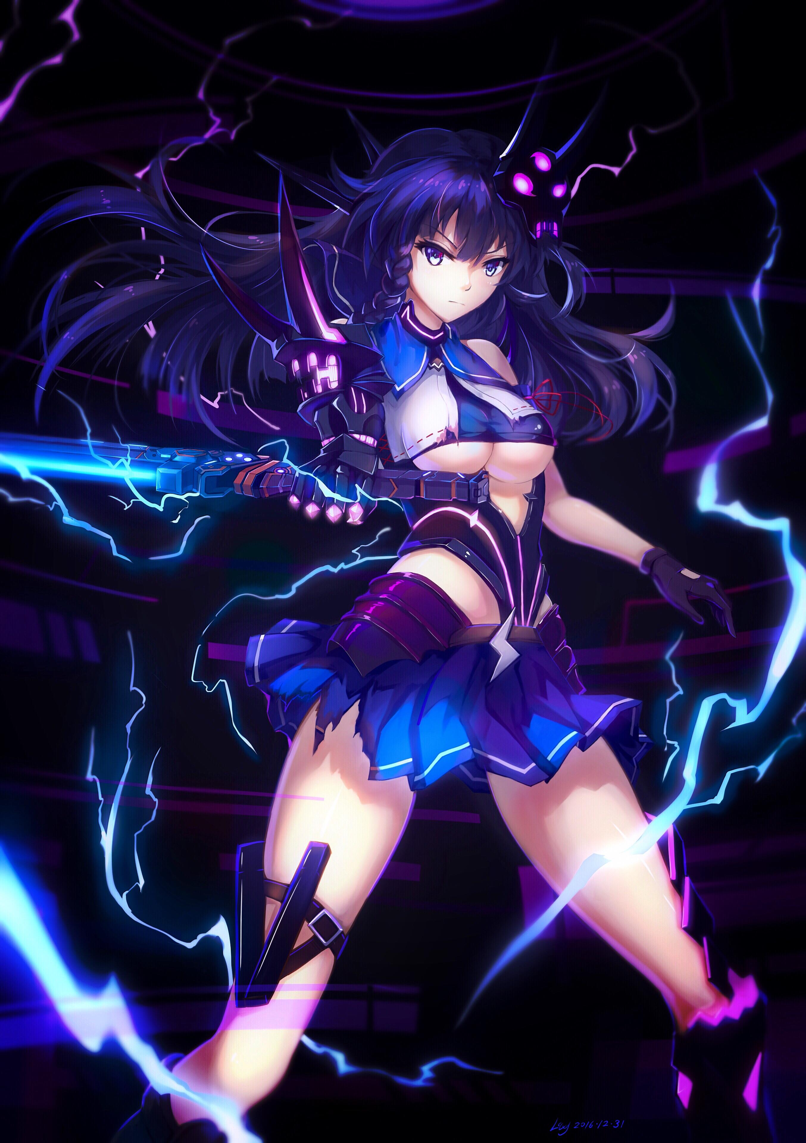 Wallpaper Anime Girls Honkai Impact 2708x3840 Folgest