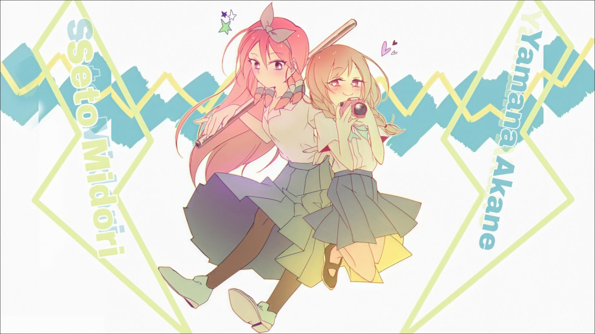 Wallpaper Anime Girls Inazuma Eleven Waifu2x 1920x1080 Gzilla 1936335 Hd Wallpapers Wallhere