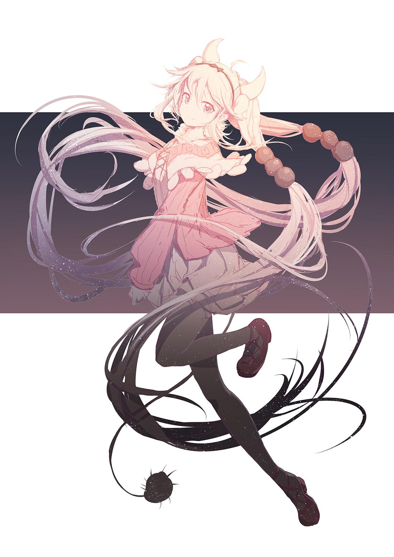 Hình nền : Anime cô gái, Kanna Kamui Kobayashi San Chi Không