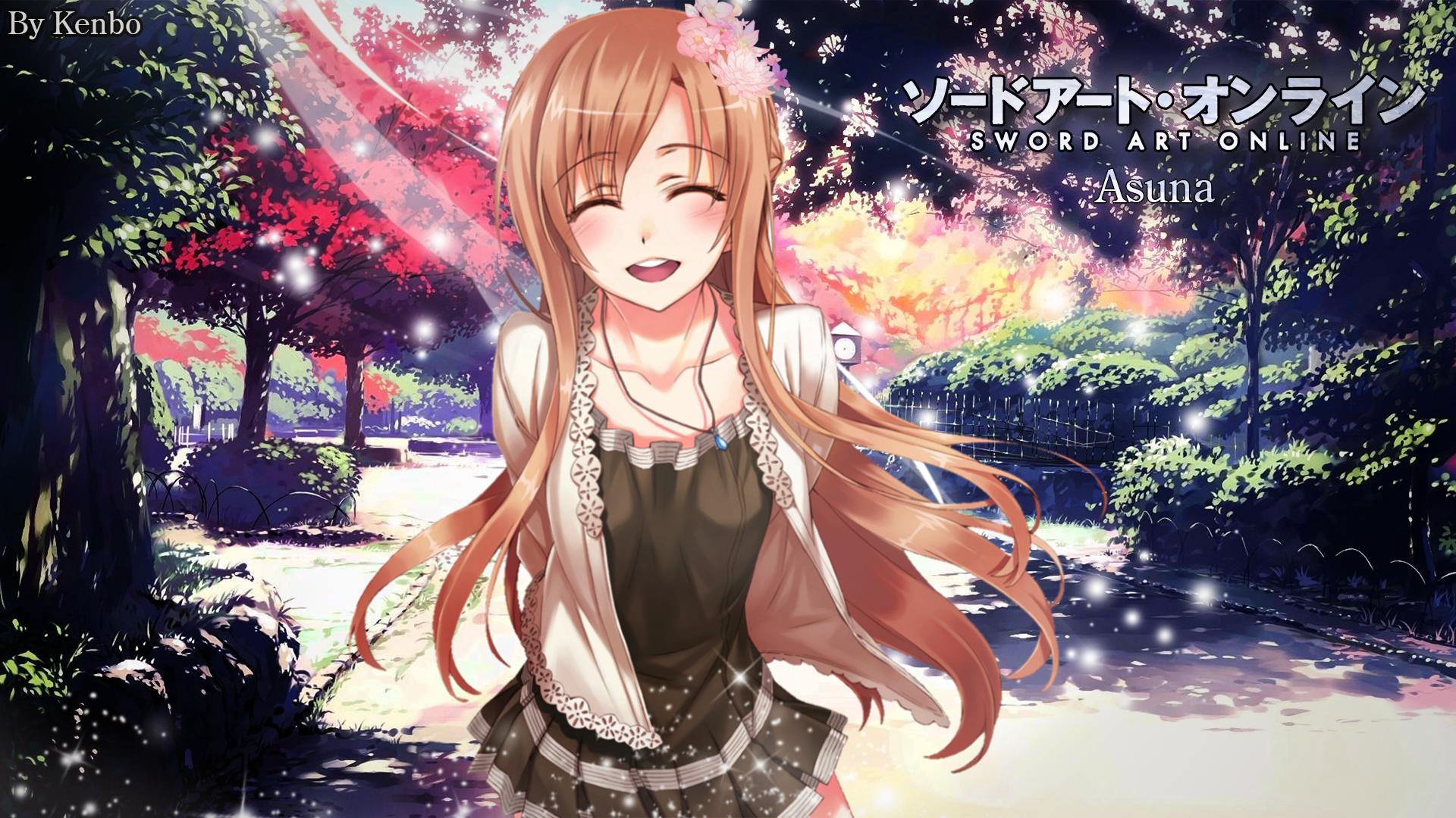 Wallpaper Anime Girls Novels Novel Sword Art Online
