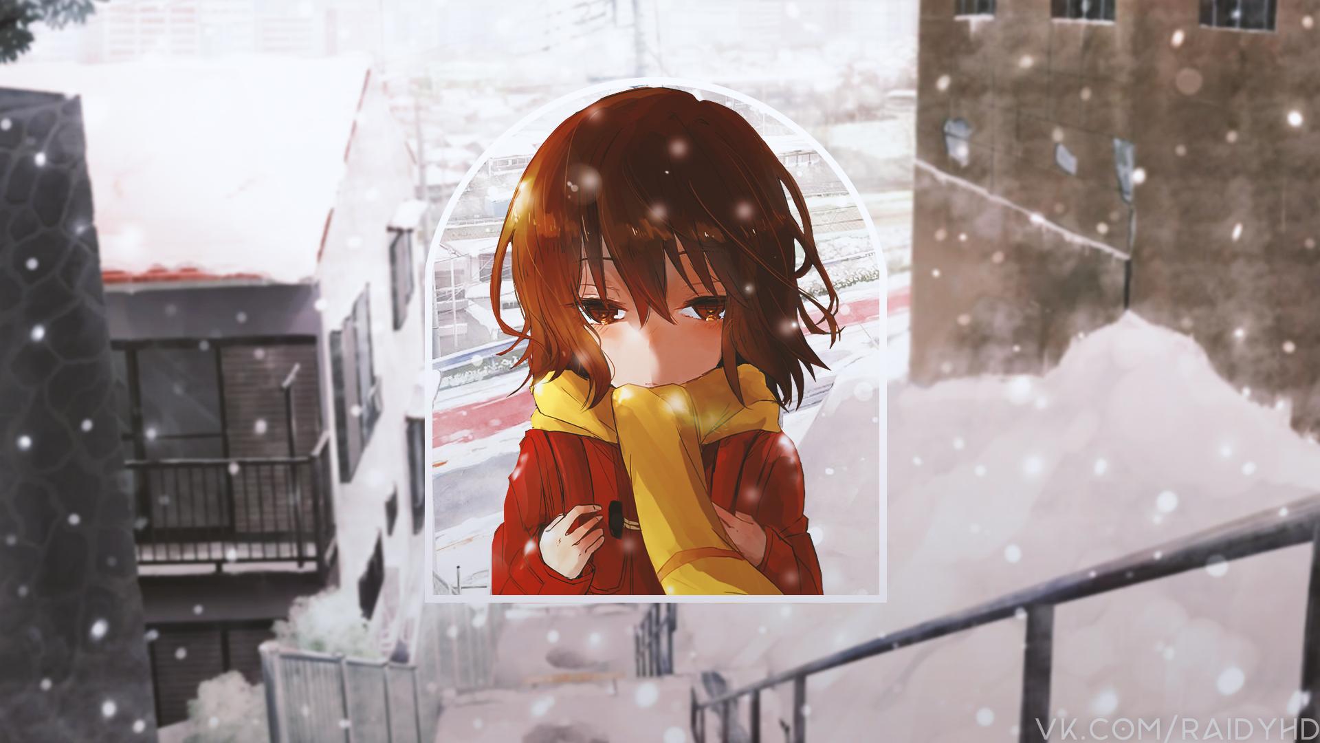 Wallpaper Anime Girls Raidy Hd Picture In Picture Boku Dake