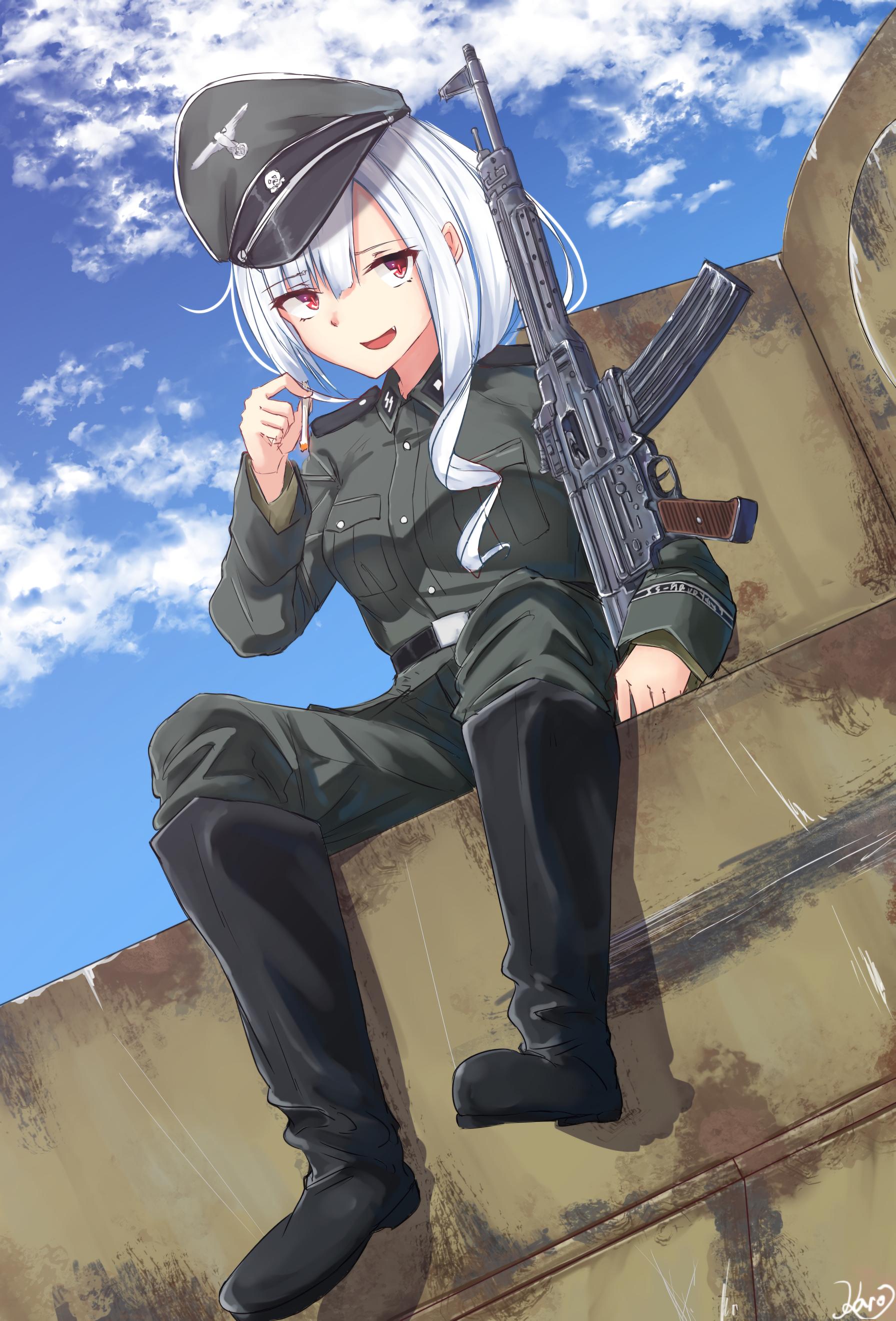 Anime Mit Waffen