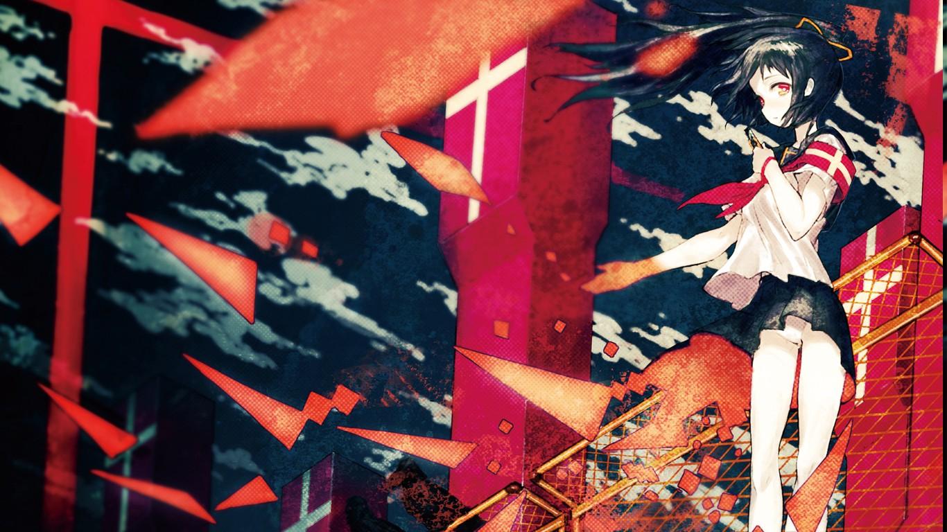 87+ Gambar Abstrak Anime Kekinian