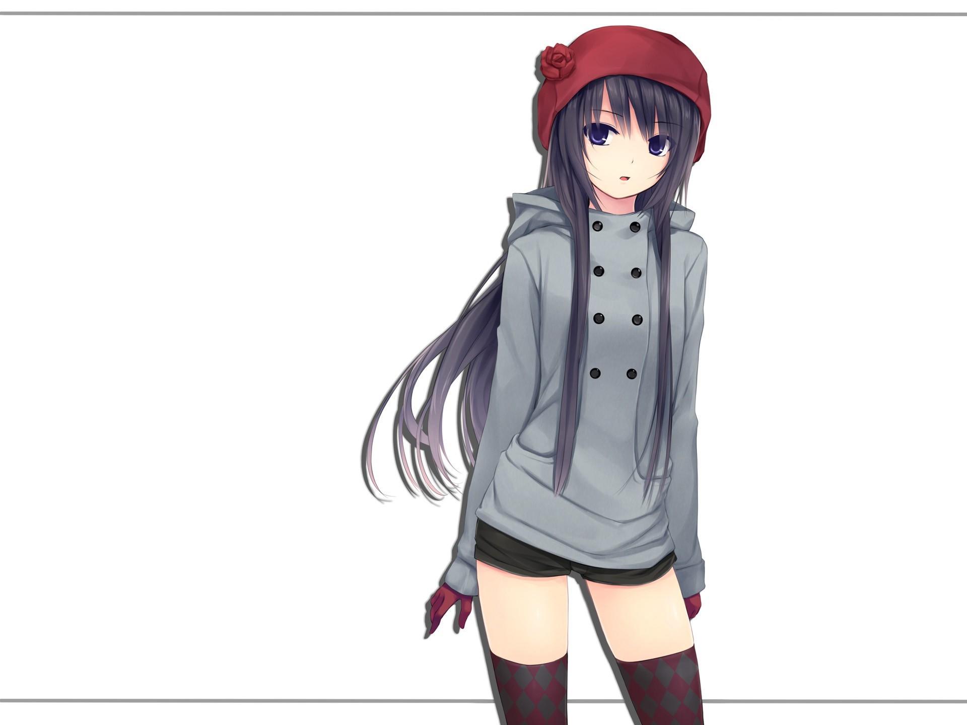 Tapety Anime Divky Kreslena Pohadka Obleceni 1920x1440 Px