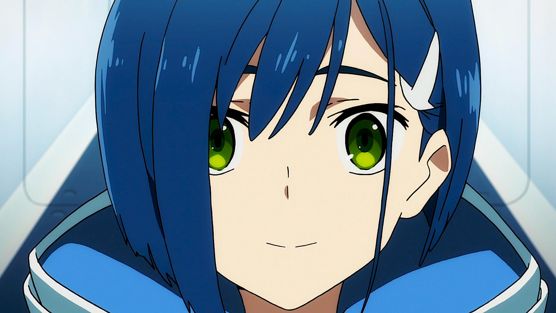 Wallpaper Anime Girls Darling In Franxx Darling In The Franxx
