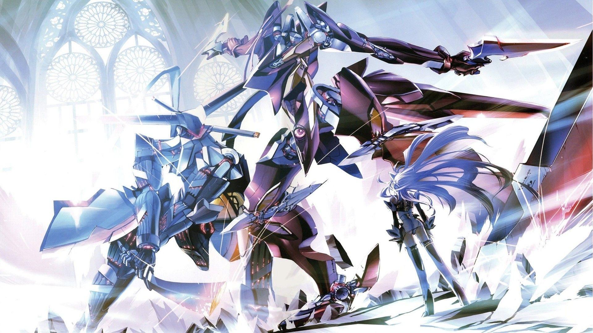 Unduh 100 Wallpaper Anime Mecha Hd
